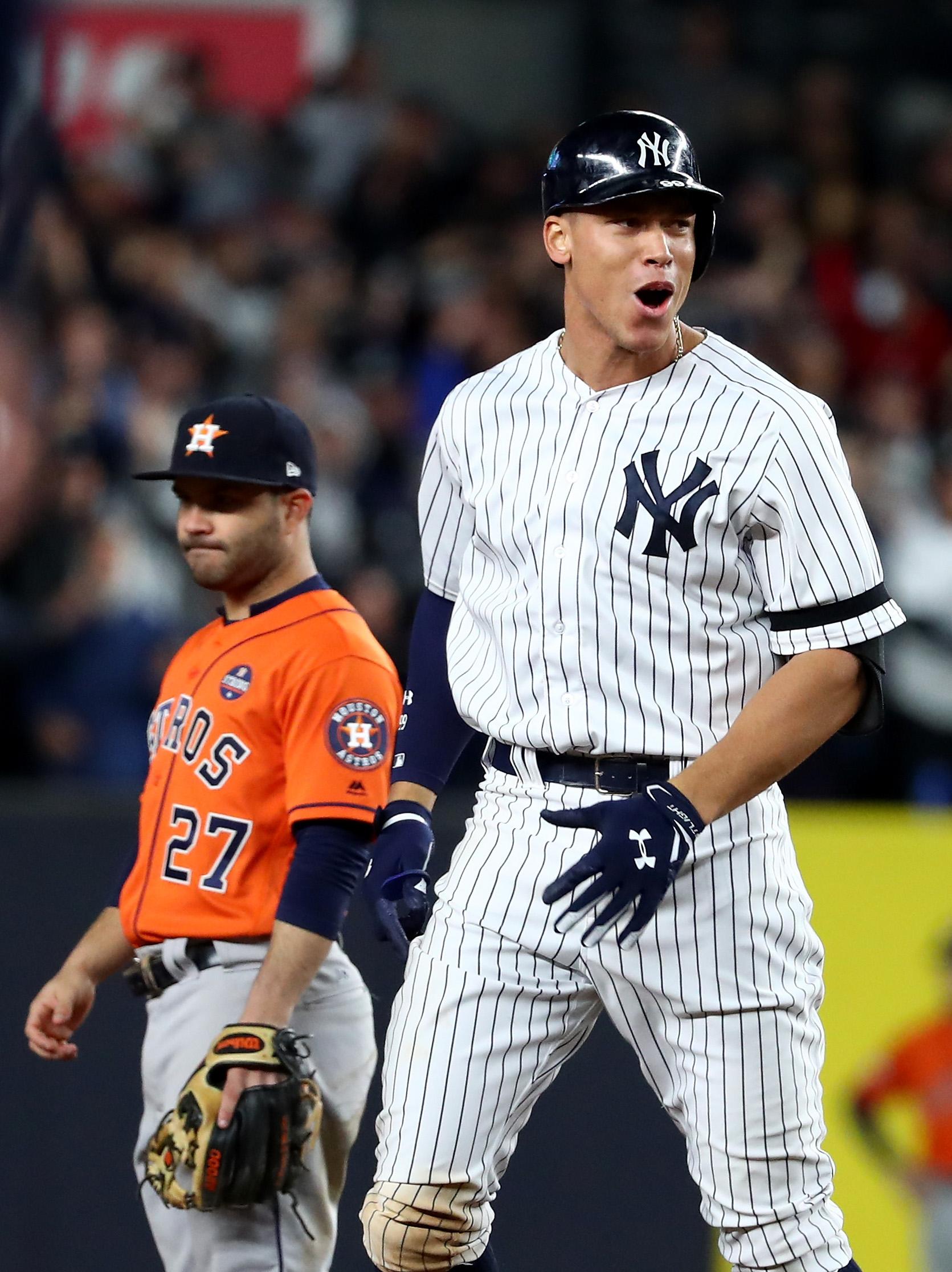 League Championship Series - Houston Astros v New York Yankees - Game Four