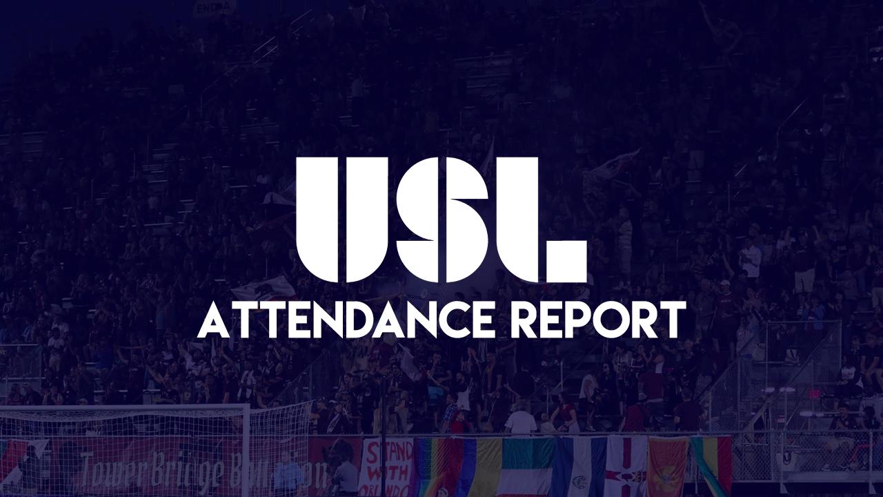 USL Attendance Report