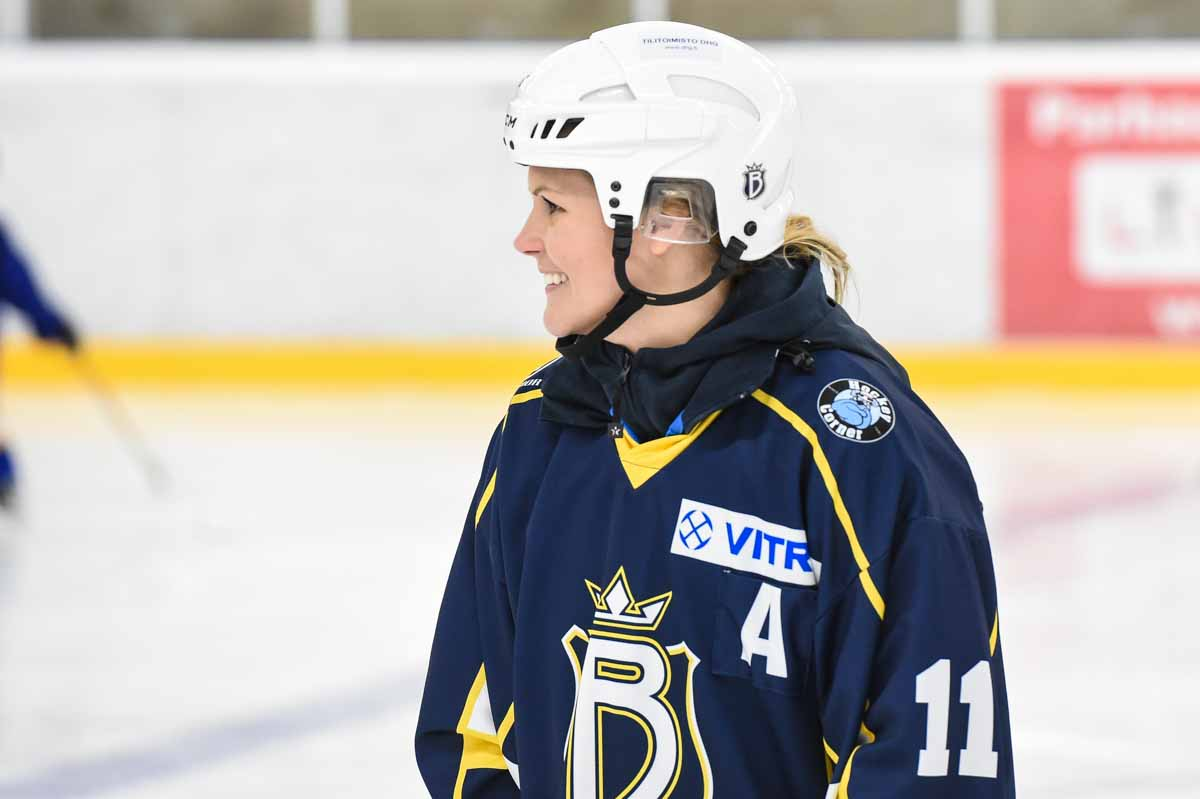 Women: Finnish Olympian Annina Rajahuhta Signs With Chinese ClubKunlun Red Star
