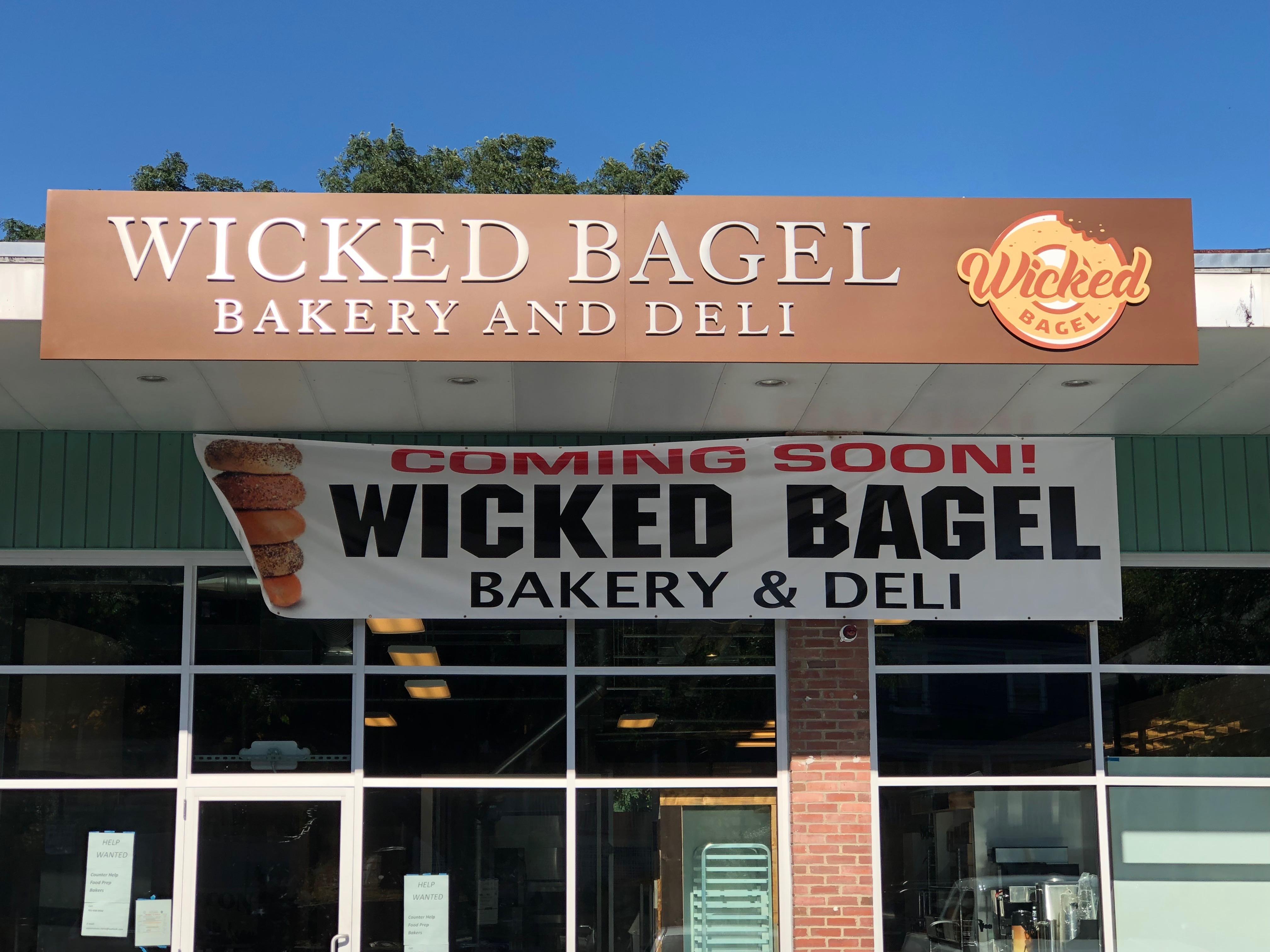 Wicked Bagel Bakery & Deli