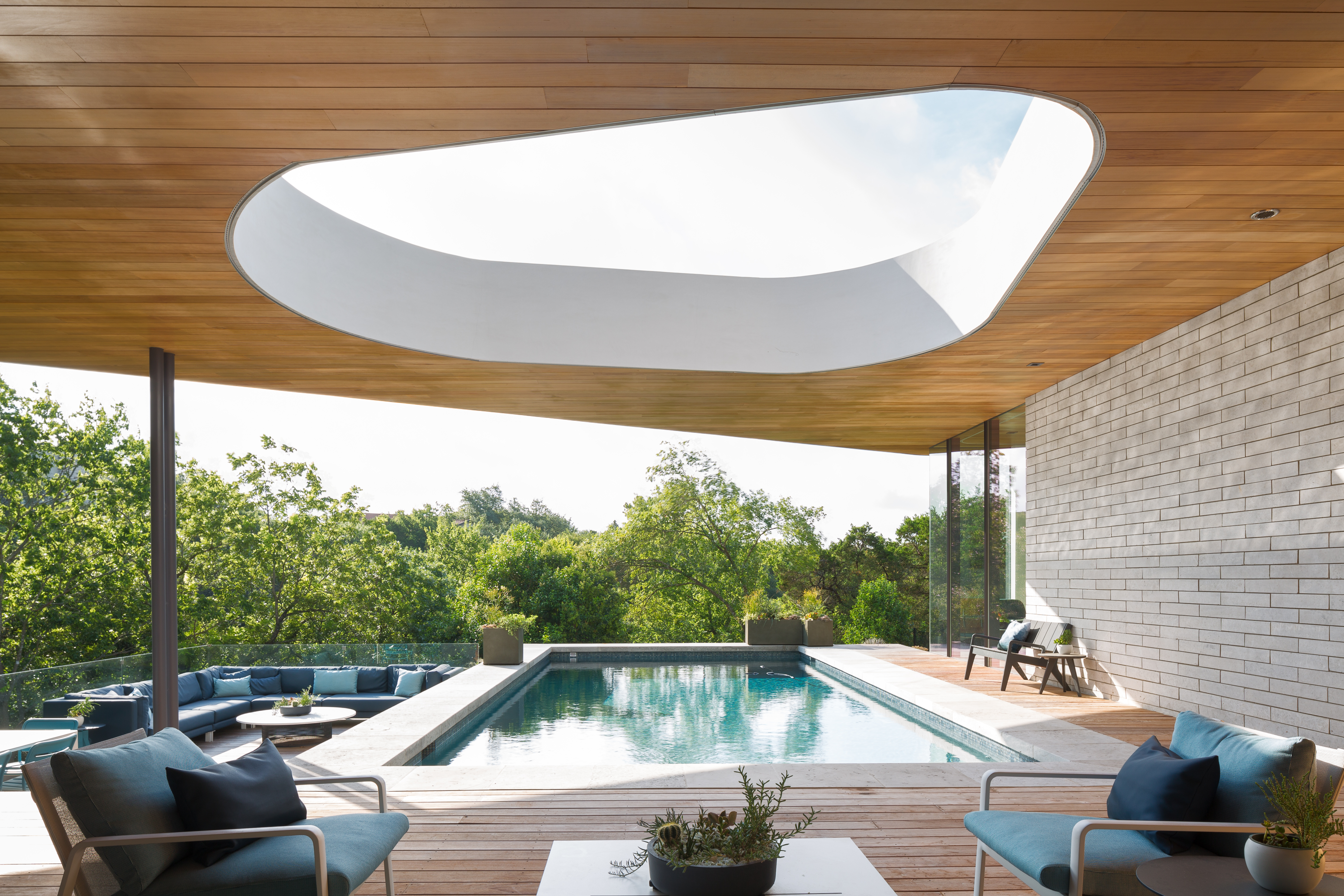 Cost to build a new house in austin - Take A Gander At The Stunning Spots On The Aia Austin Homes Tour 2017