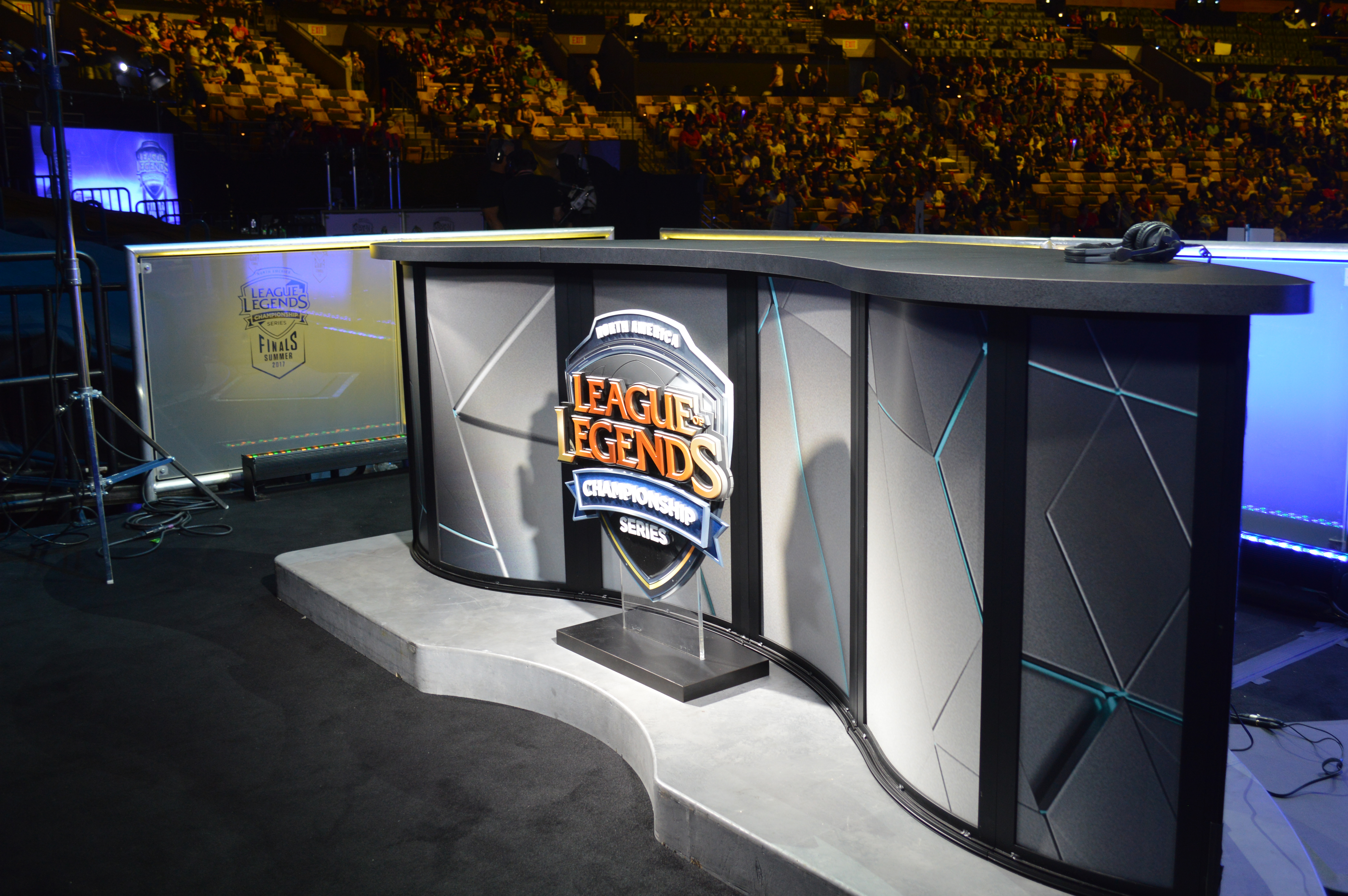 Backstage With Rivington: Seeing What Makes A NA LCS Finals   The Rift  Herald