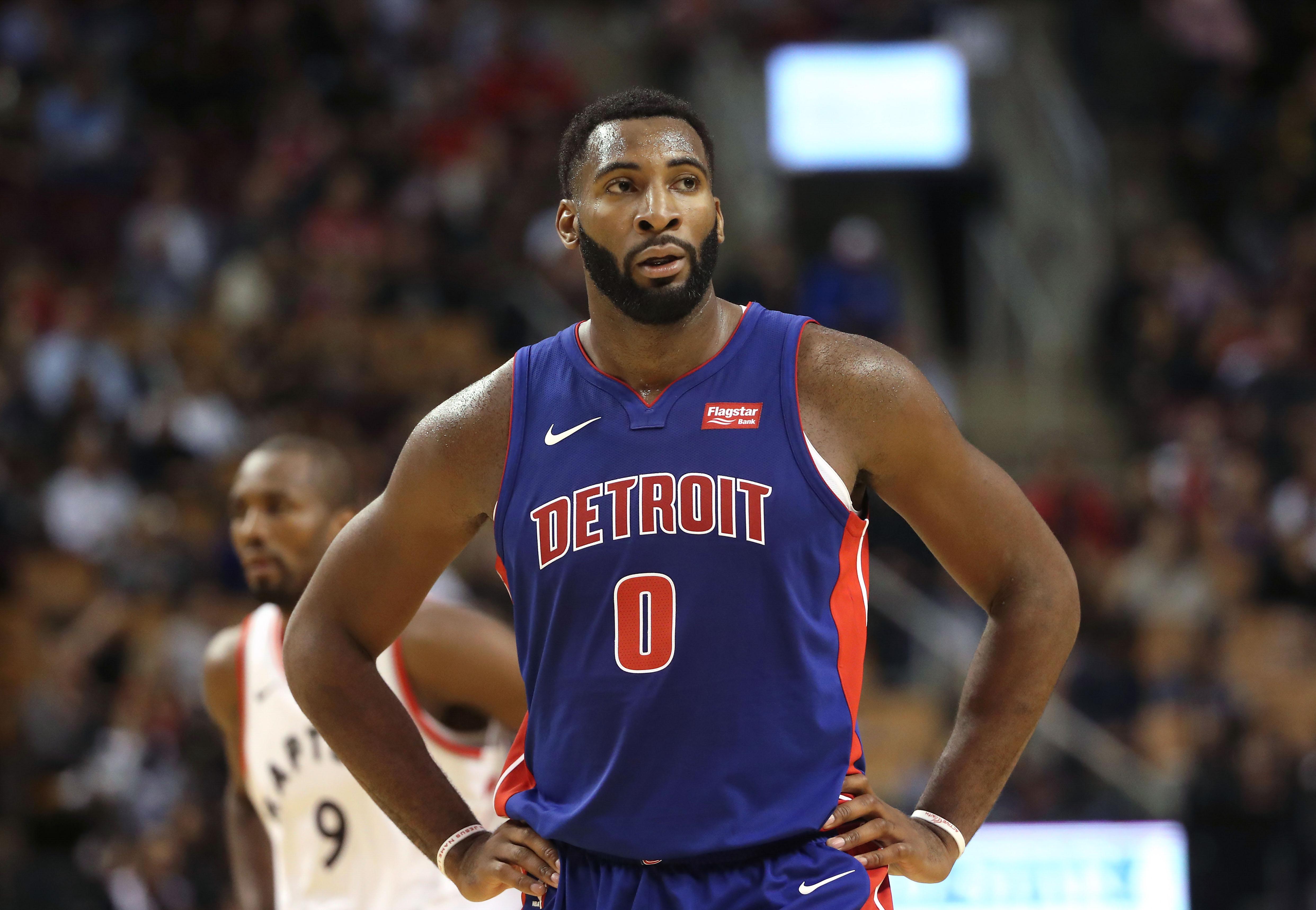 NBA: Preseason-Detroit Pistons at Toronto Raptors