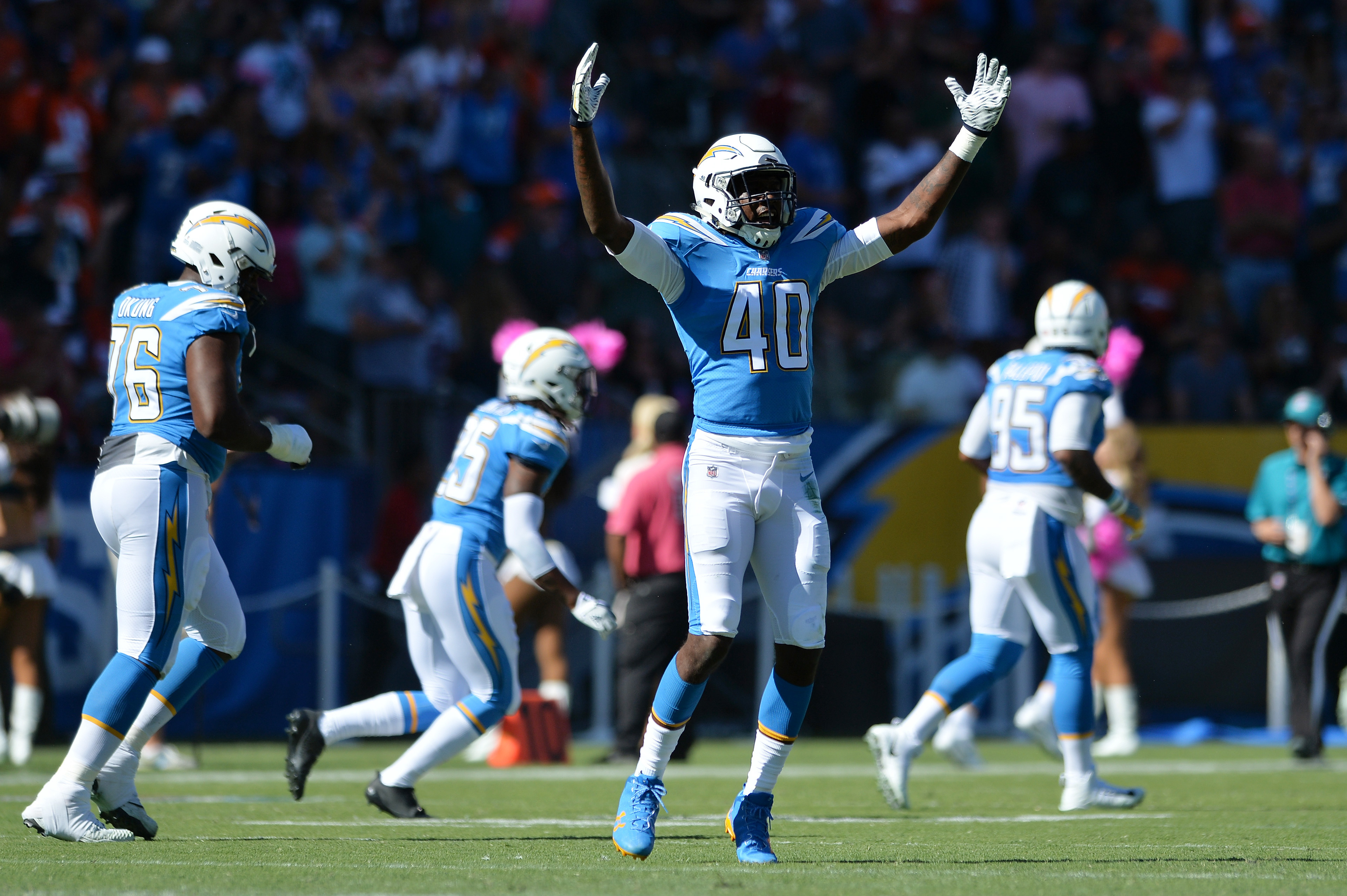 Latest News On San Diego Chargers Best Electronic 2017
