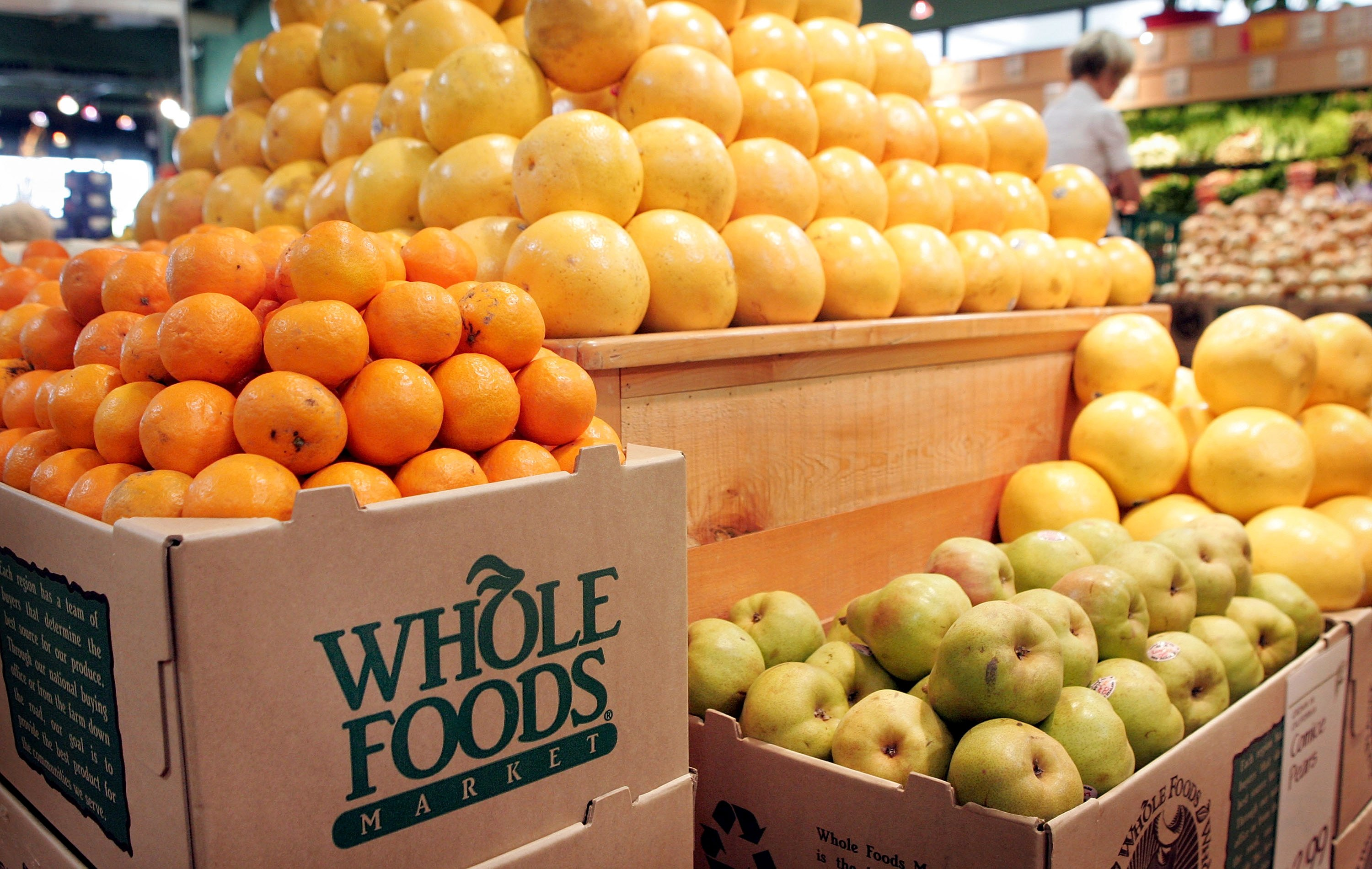 Whole Foods Reports 27 Percent Increase In Q2 Earnings