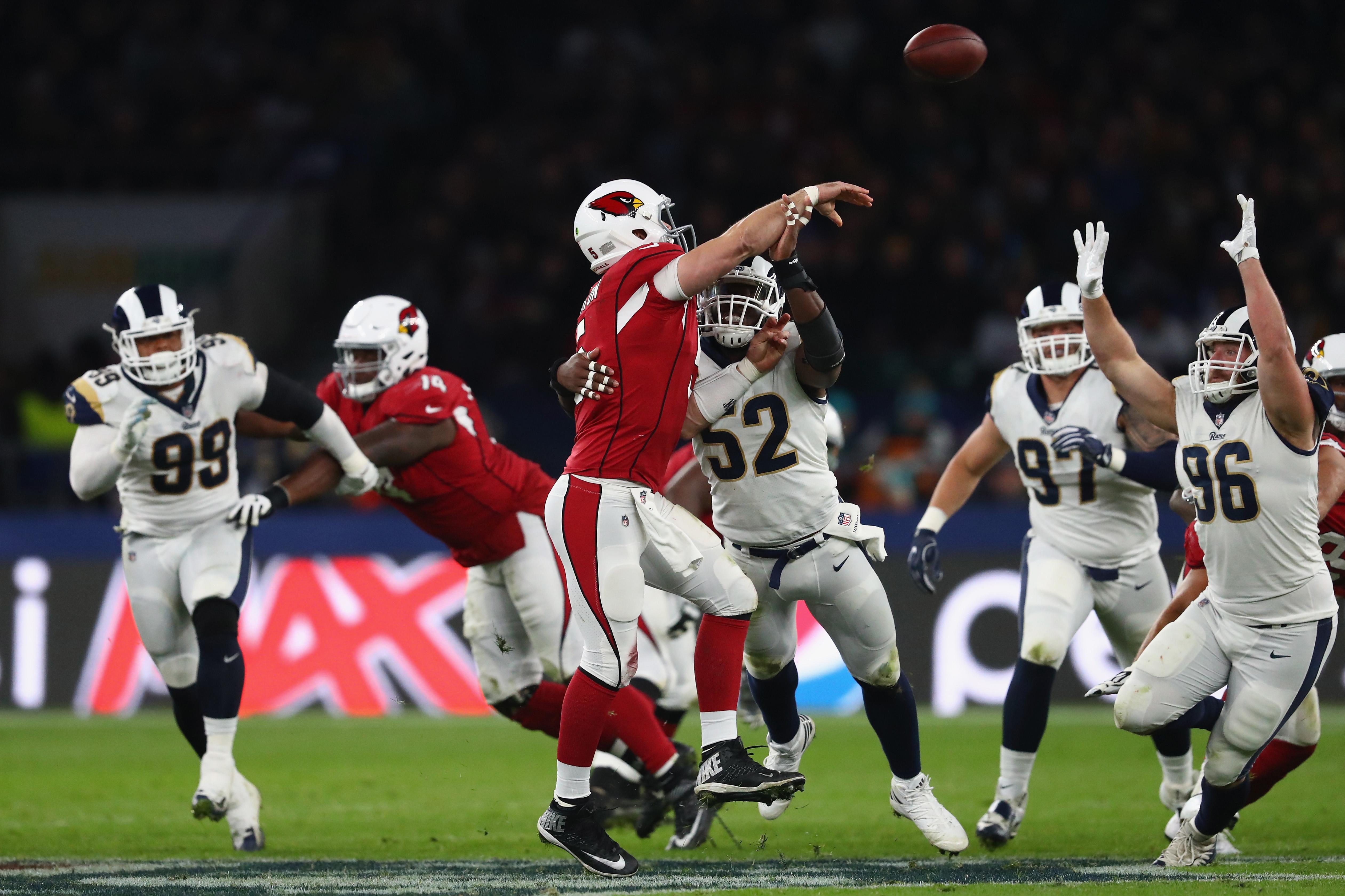 Arizona Cardinals vLos Angeles Rams