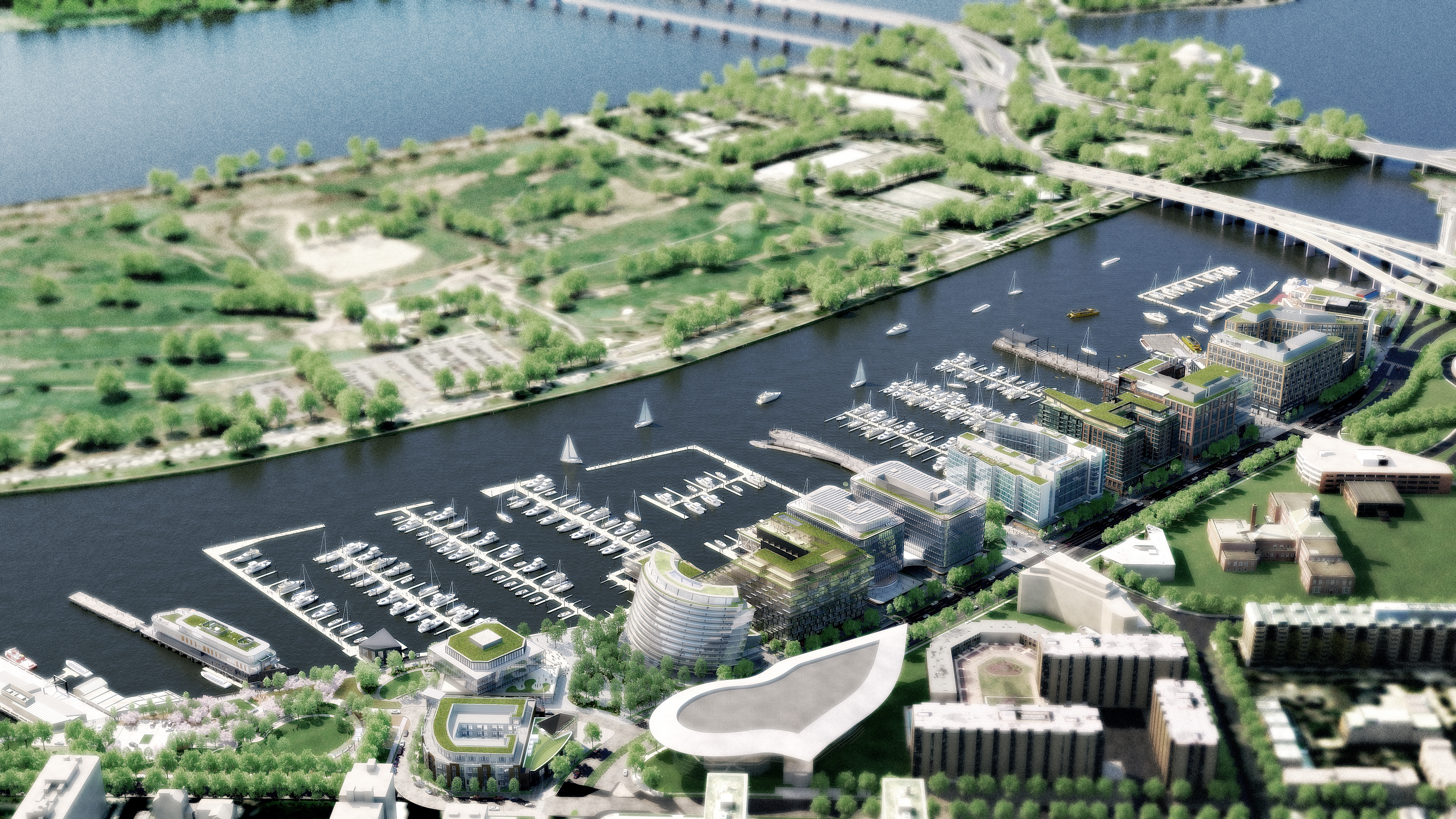 The Wharf's phase two, what to expect