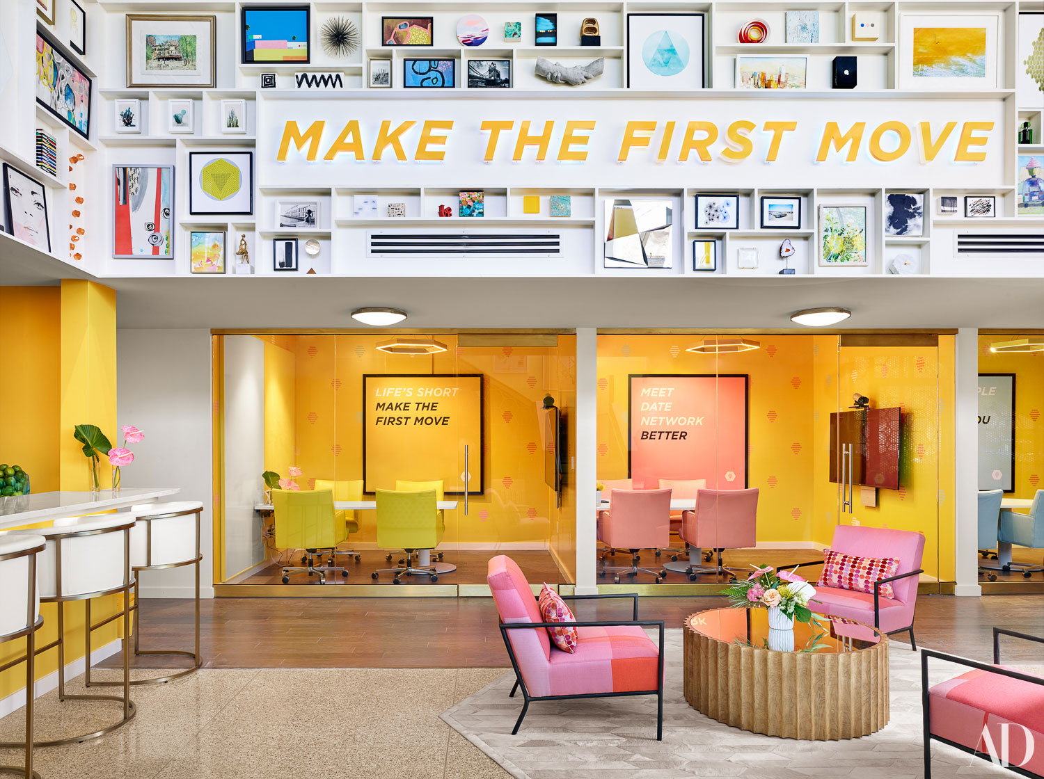 Cost to build a new house in austin - Inside Dating App Bumble S New Austin Headquarters