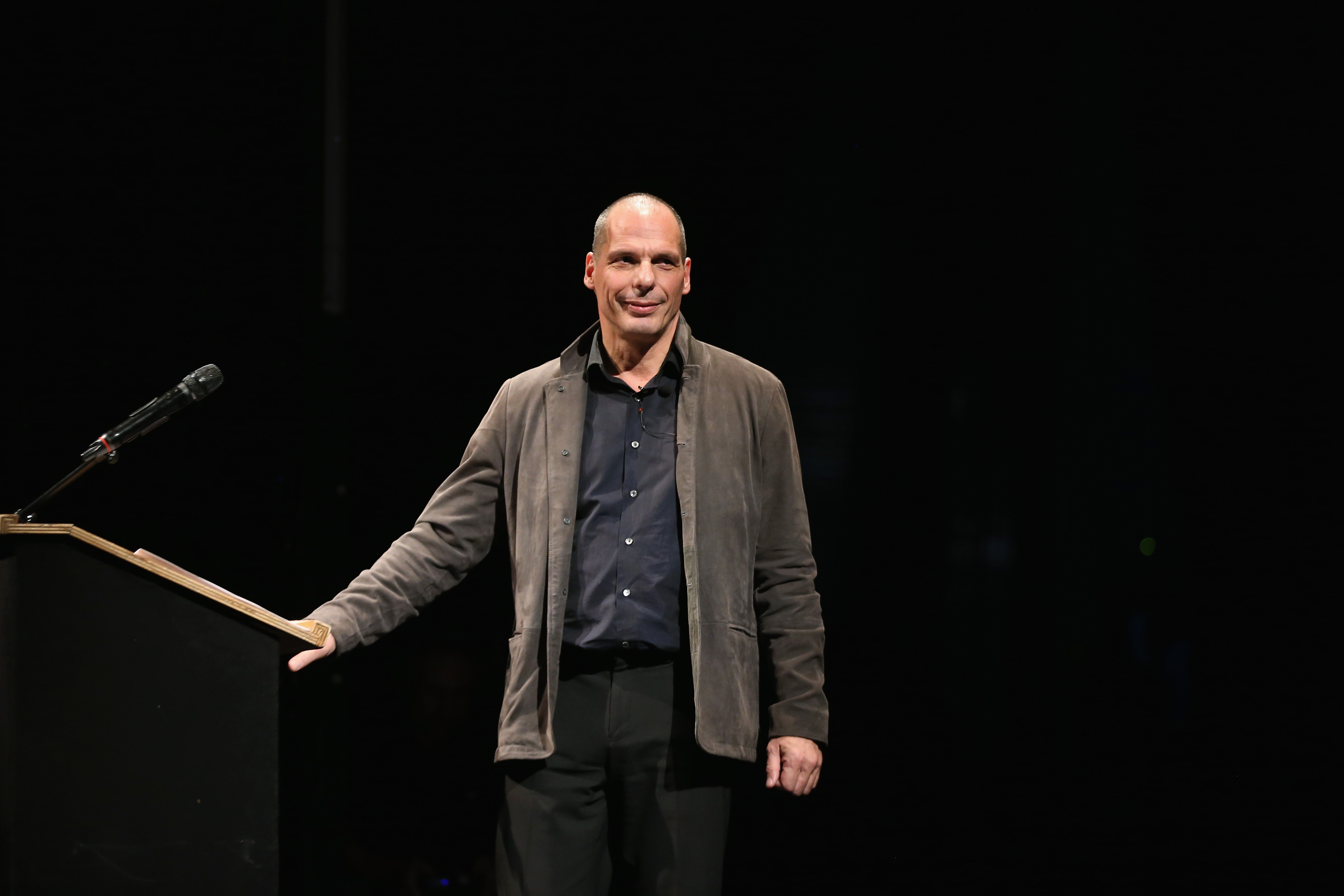 Yanis Varoufakis Launches Democracy in Europe Movement 2025