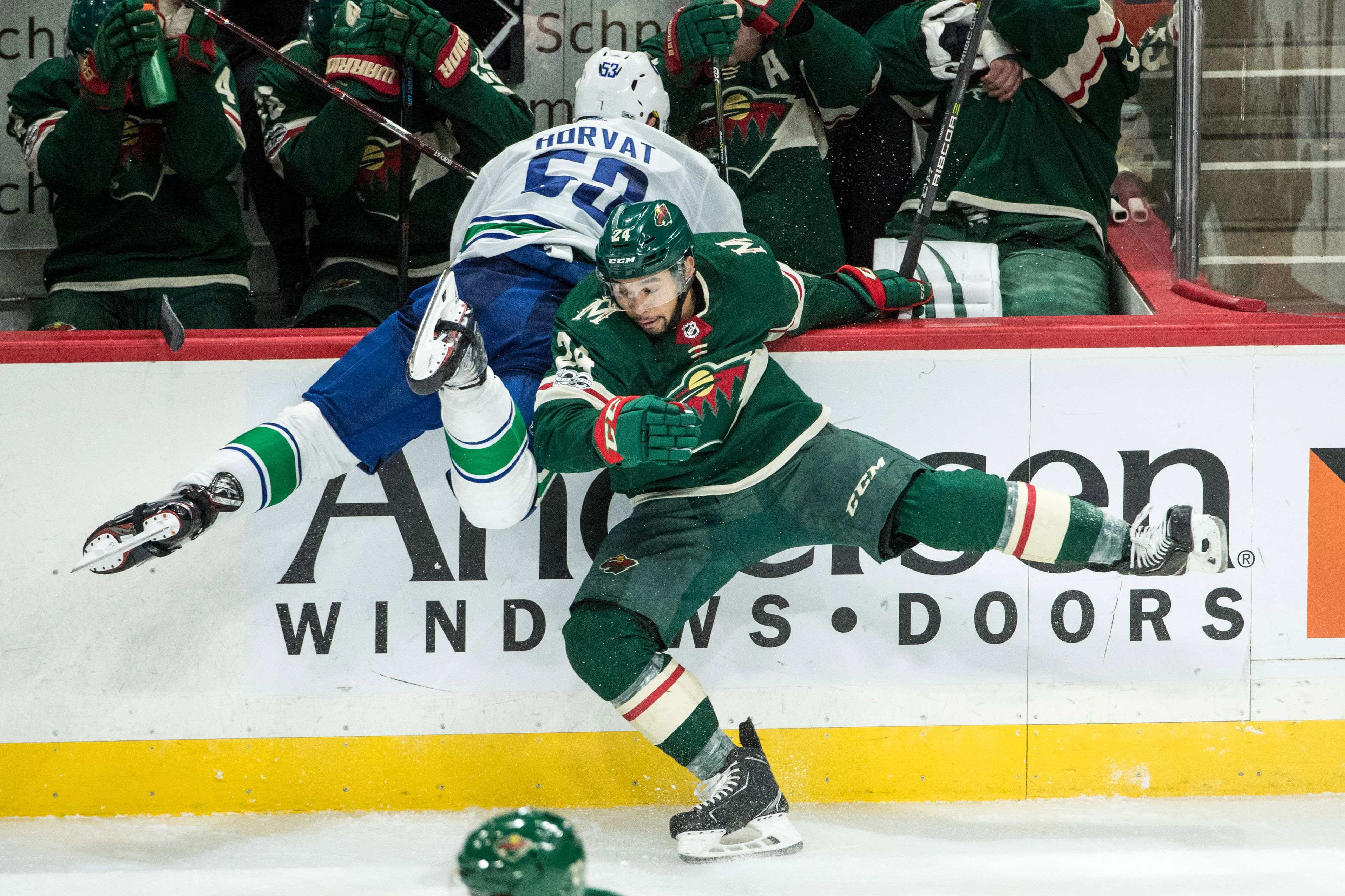 Minnesota Wild Schedule Roster News and Rumors  Hockey Wilderness