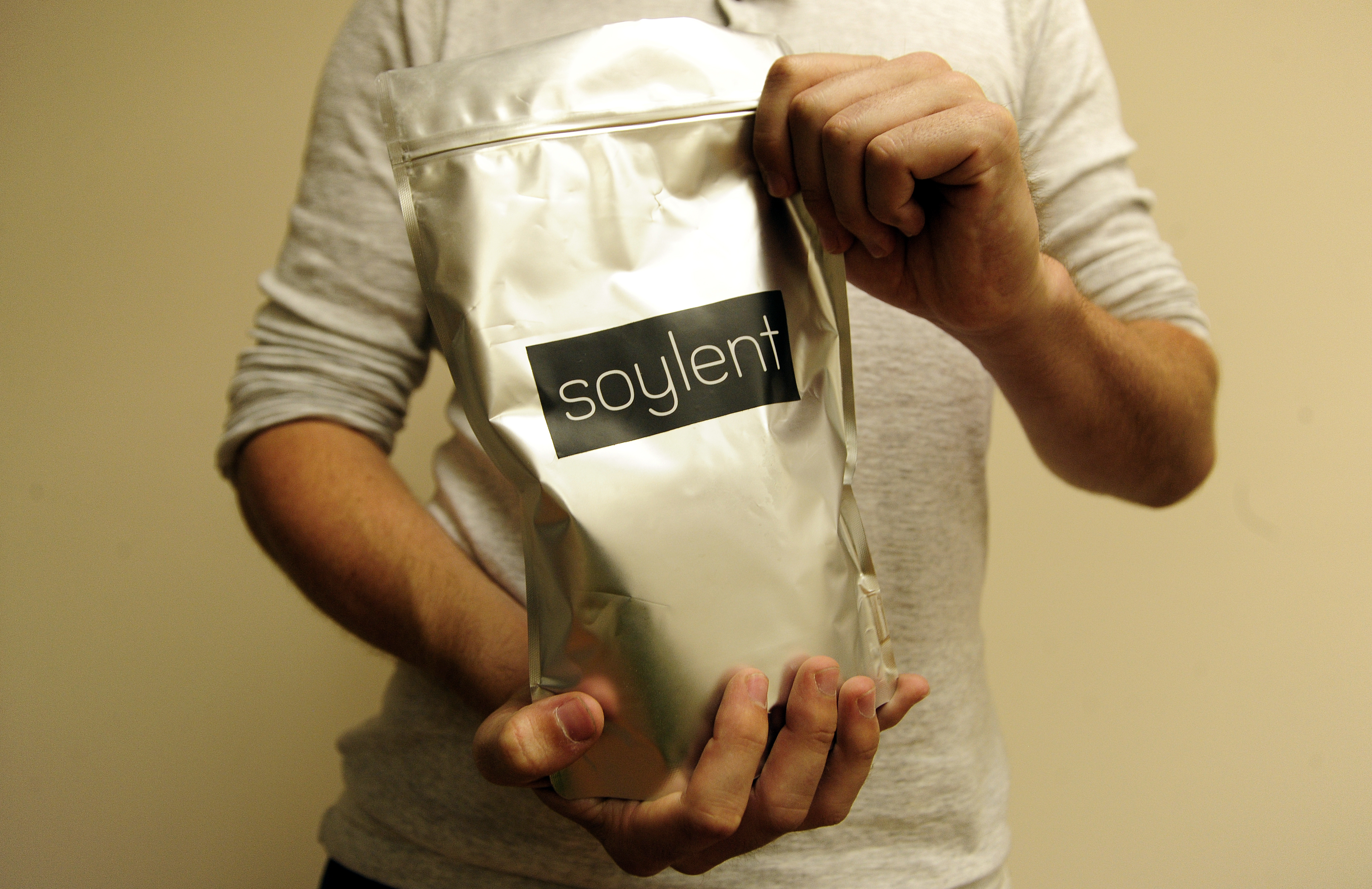 Universal studios is opening a willy wonka esque chocolate for Soylent europe