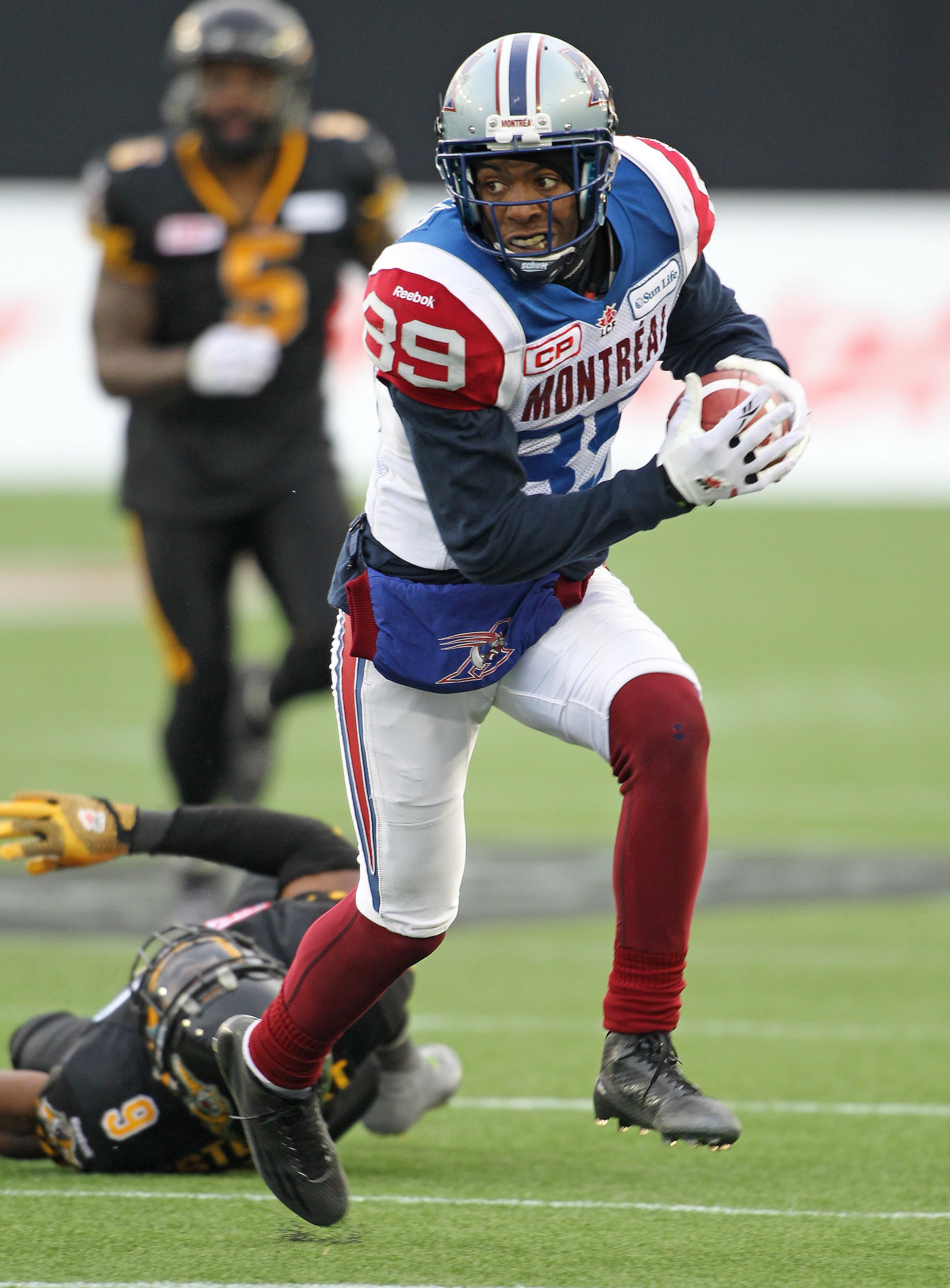 Division Finals - Montreal Alouettes v Hamilton Tiger-Cats