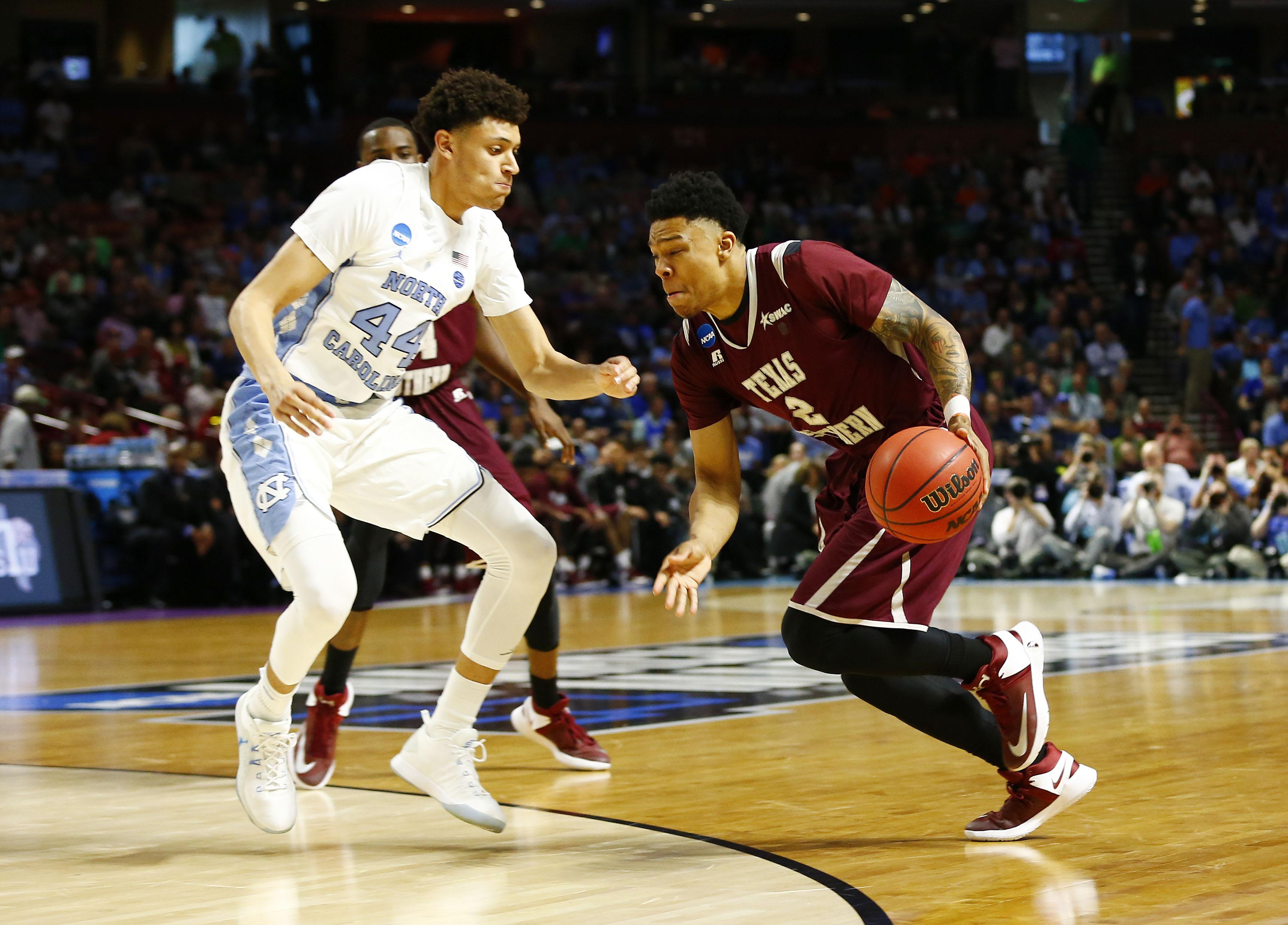 NCAA Basketball: NCAA Tournament-First Round-North Carolina vs Texas Southern