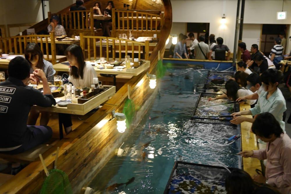 Zauo in Japan