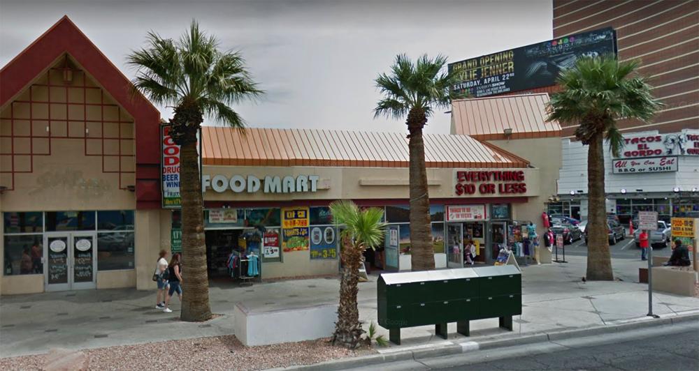 Future home of Tacos El Gordo Bar & Grill