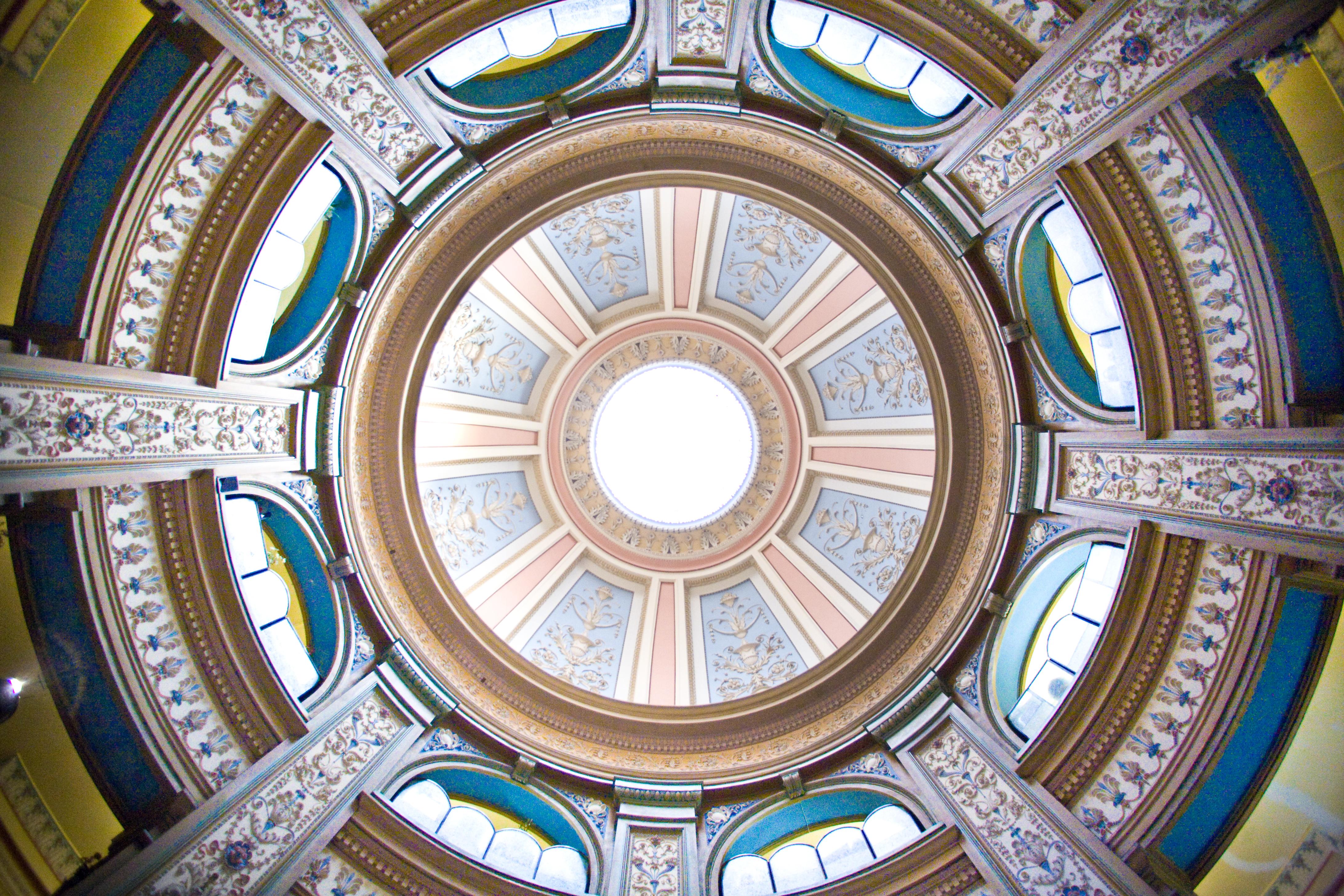 san francisco columbarium interior