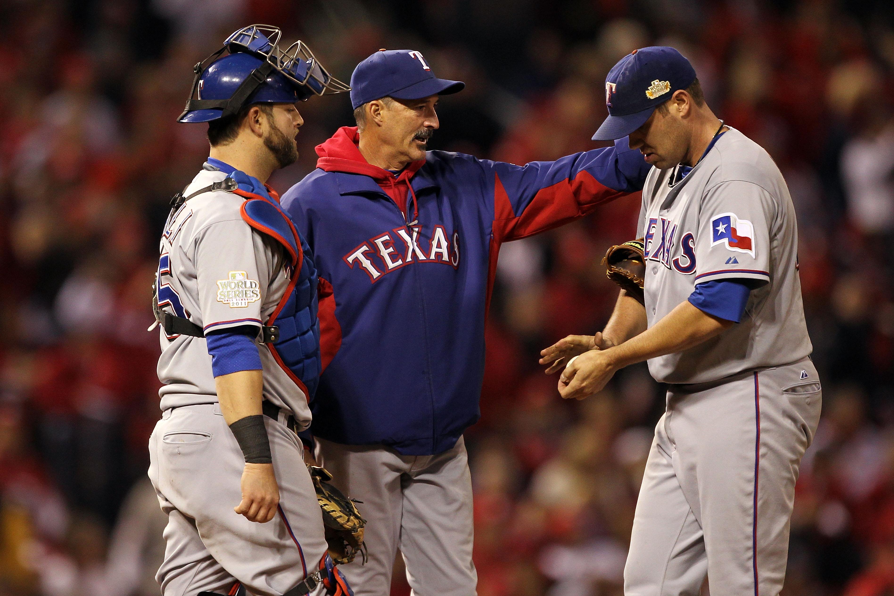 Texas Rangers v St Louis Cardinals - Game 2