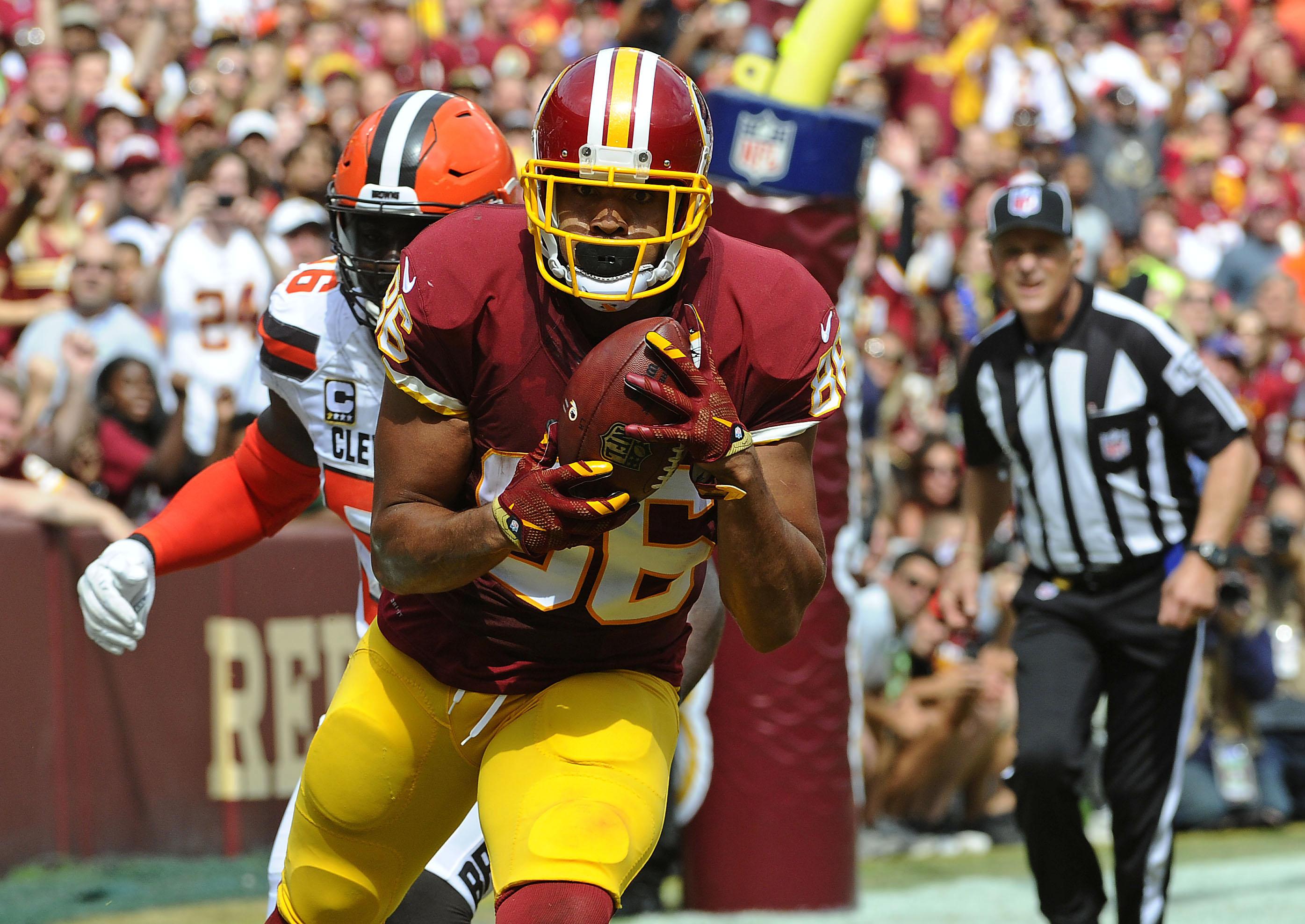 NFL: Cleveland Browns at Washington Redskins