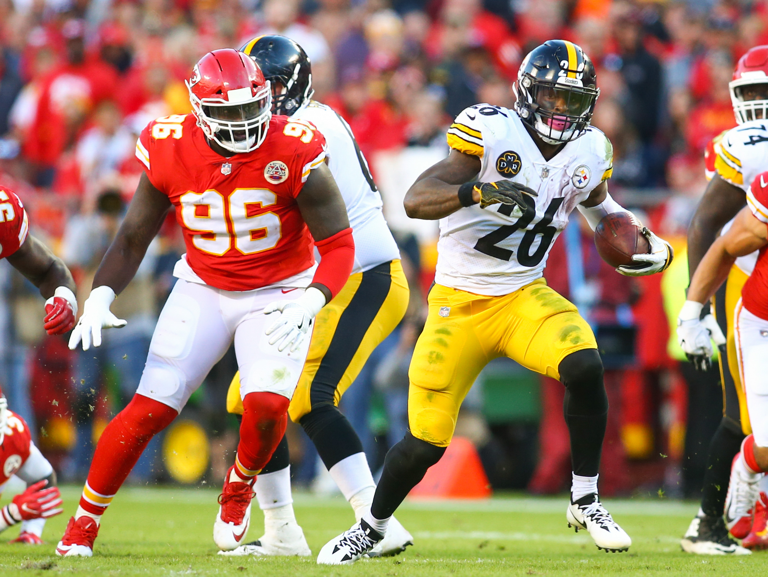 NFL: Pittsburgh Steelers at Kansas City Chiefs