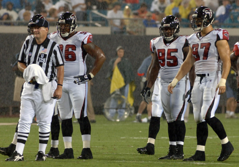NFL Preseason - Atlanta Falcons vs Jacksonville Jaguars - August 25, 2005