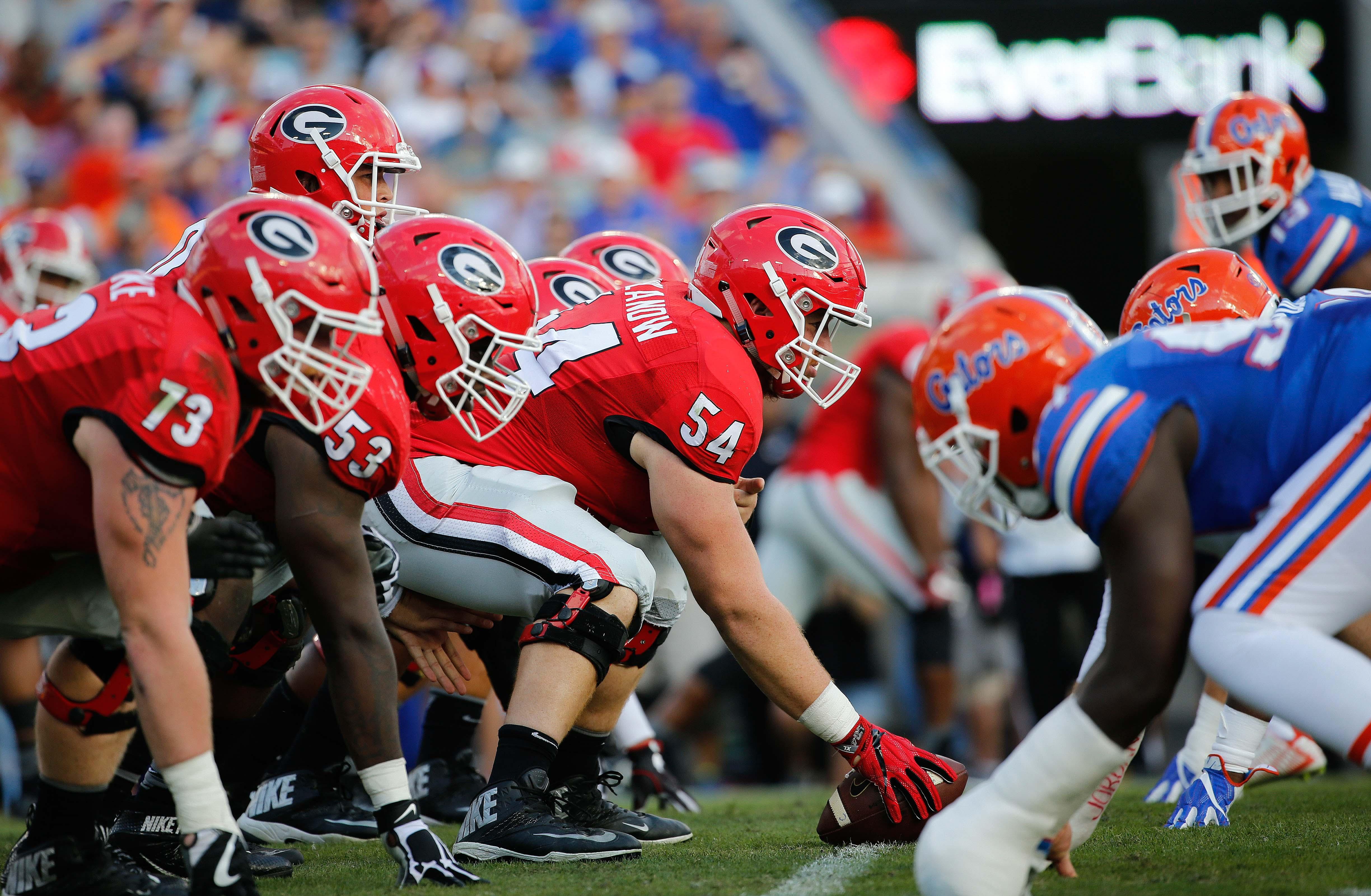 NCAA Football: Georgia vs Florida