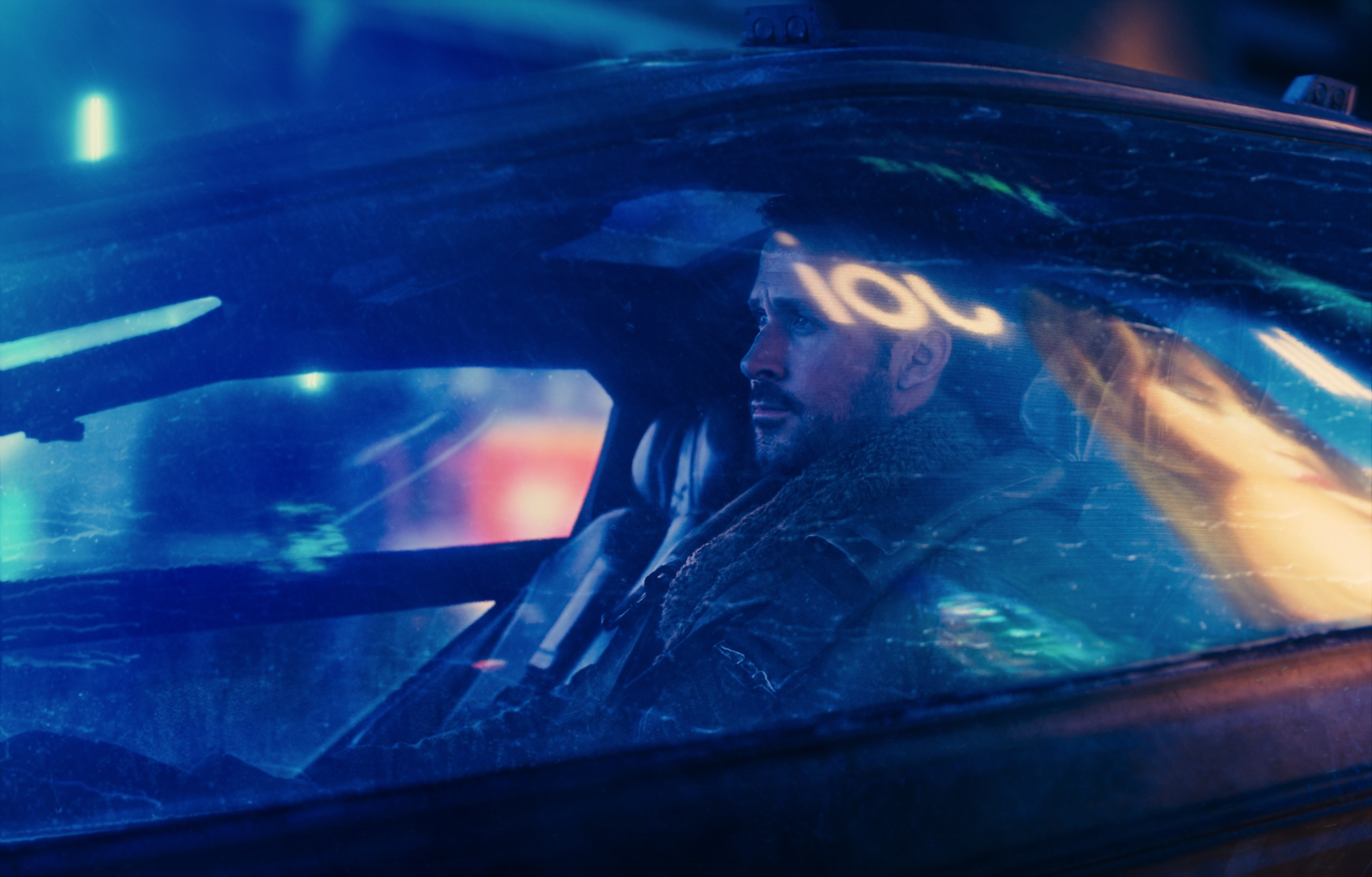 in blade runner 2049 can a relationship with a hologram be meaningful