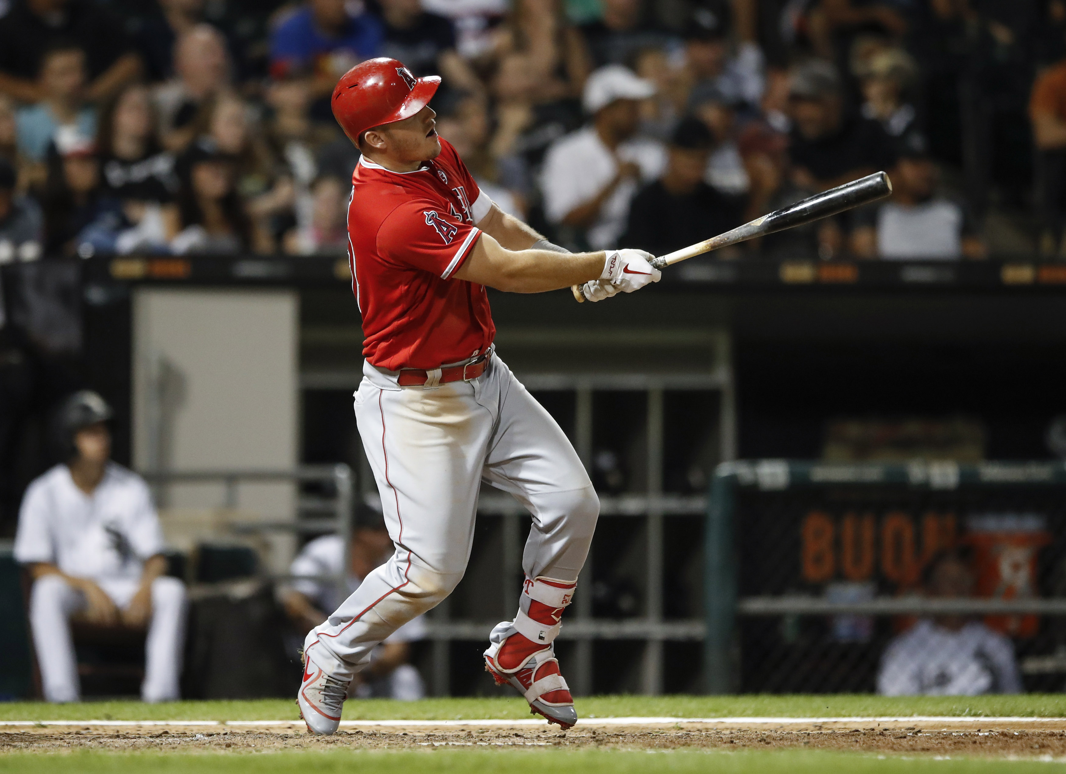 MLB: Los Angeles Angels at Chicago White Sox