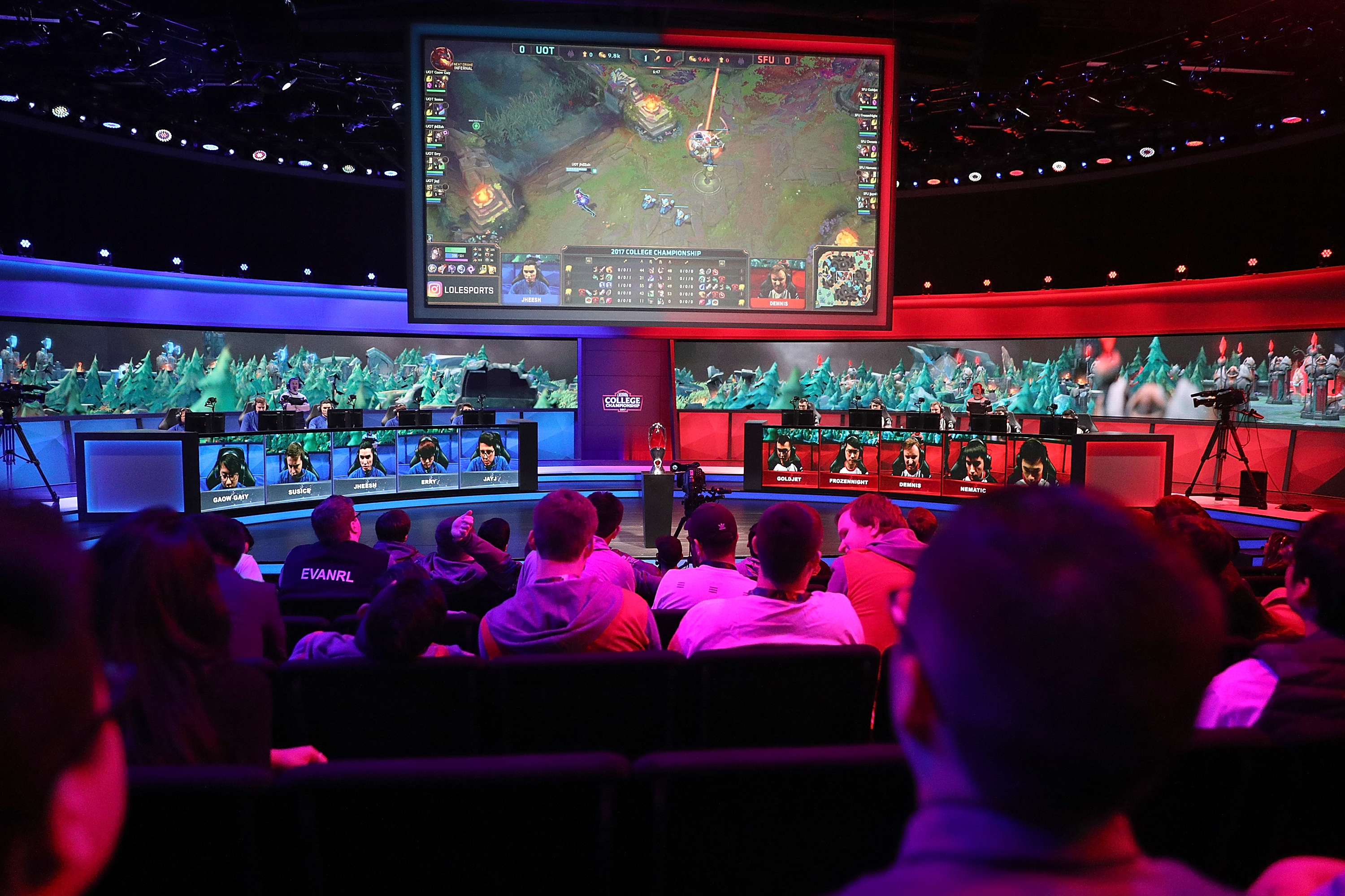 Olympic committee lays out expectations for esports' inclusion