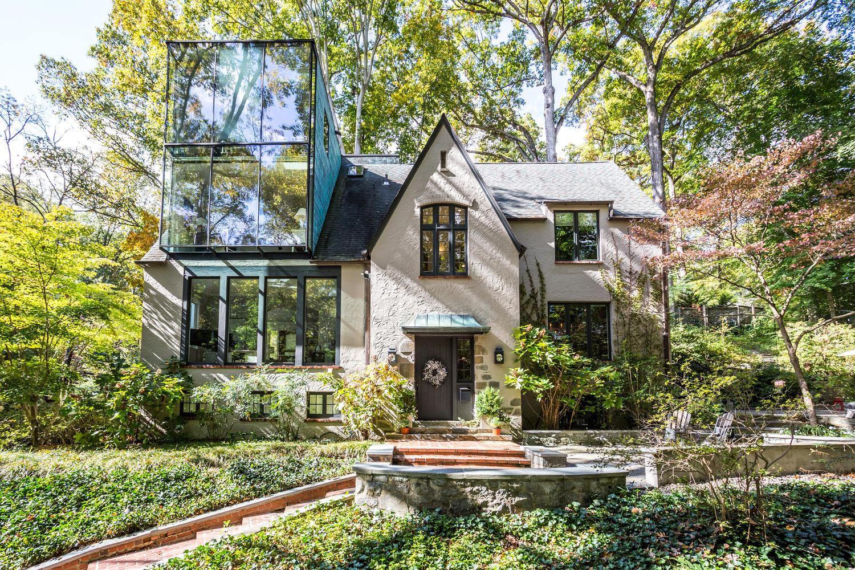 Washington dc homes neighborhoods architecture and real for 572 washington terrace audubon nj