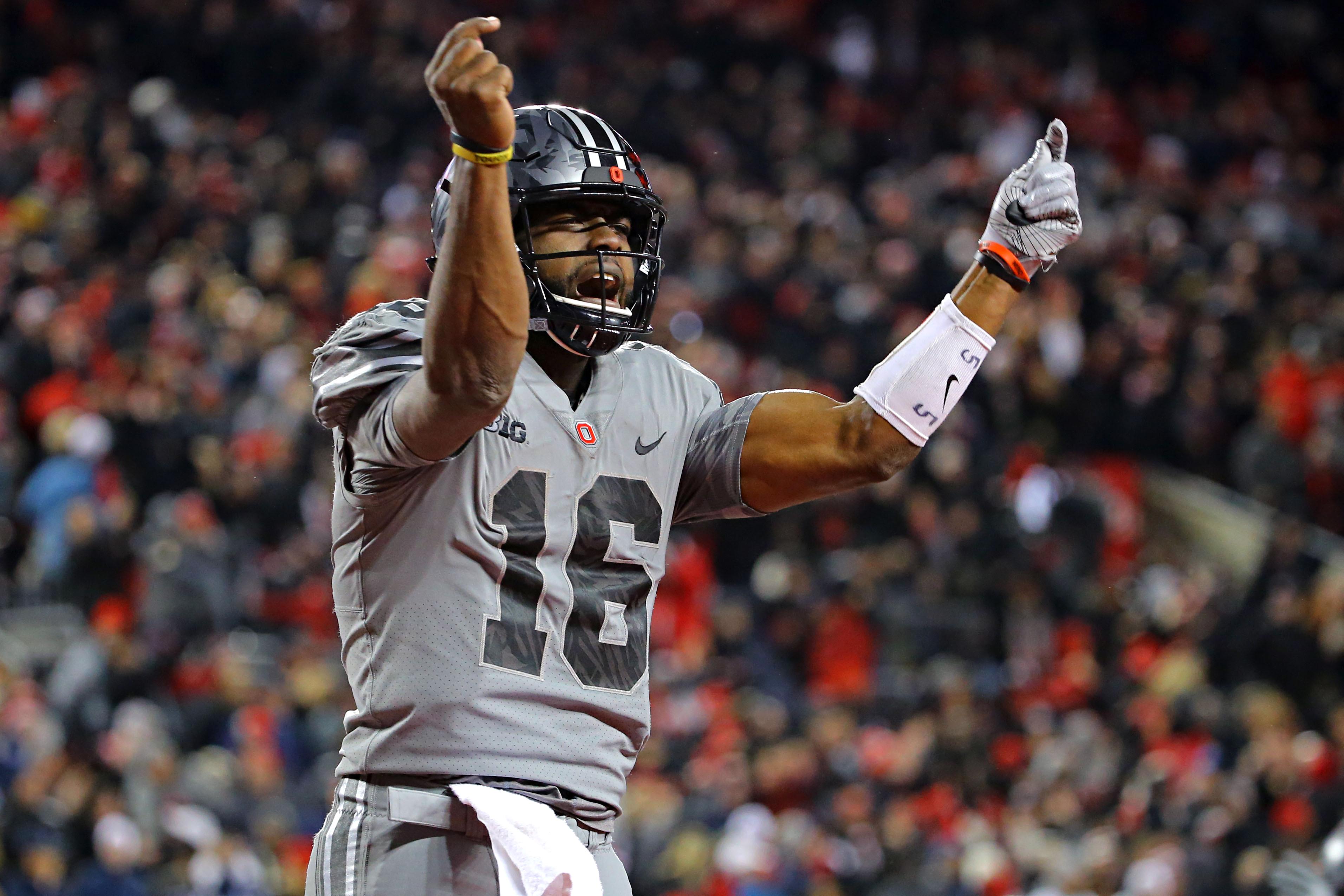 NCAA Football: Penn State at Ohio State