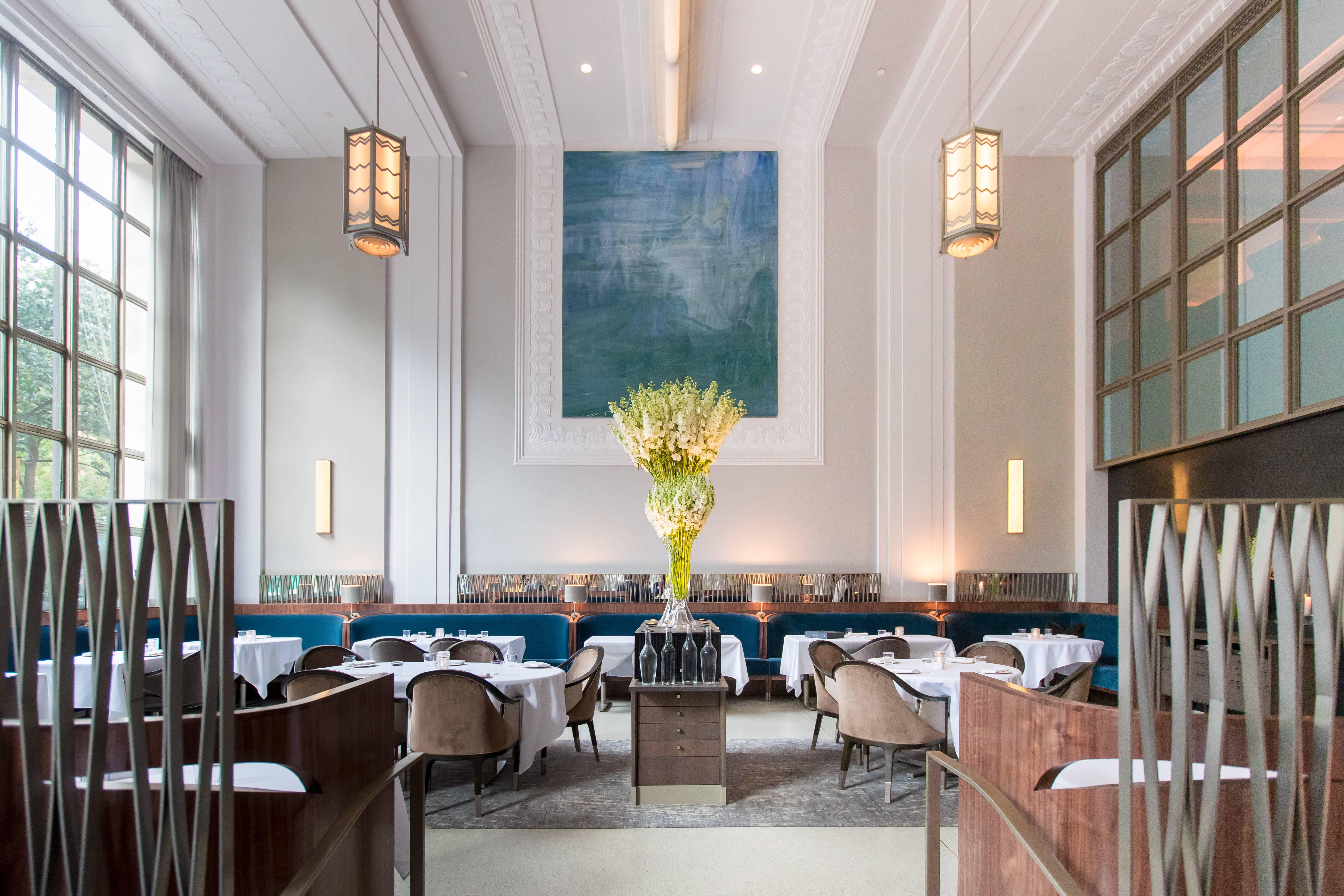 NYC's 2018 Michelin-Starred Restaurants, Mapped