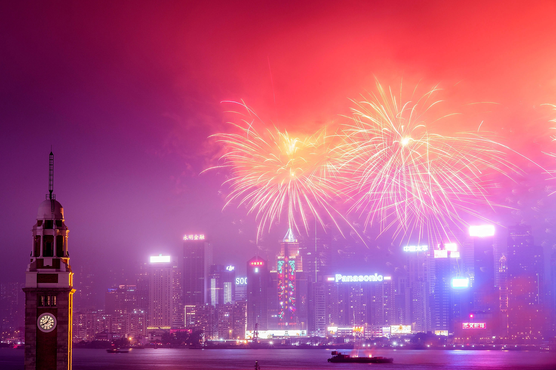 Lunar New Year Celebrations In Hong Kong