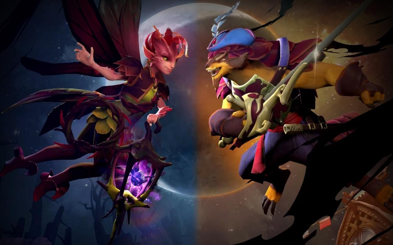 Dota 2 duelling fates update pangolier