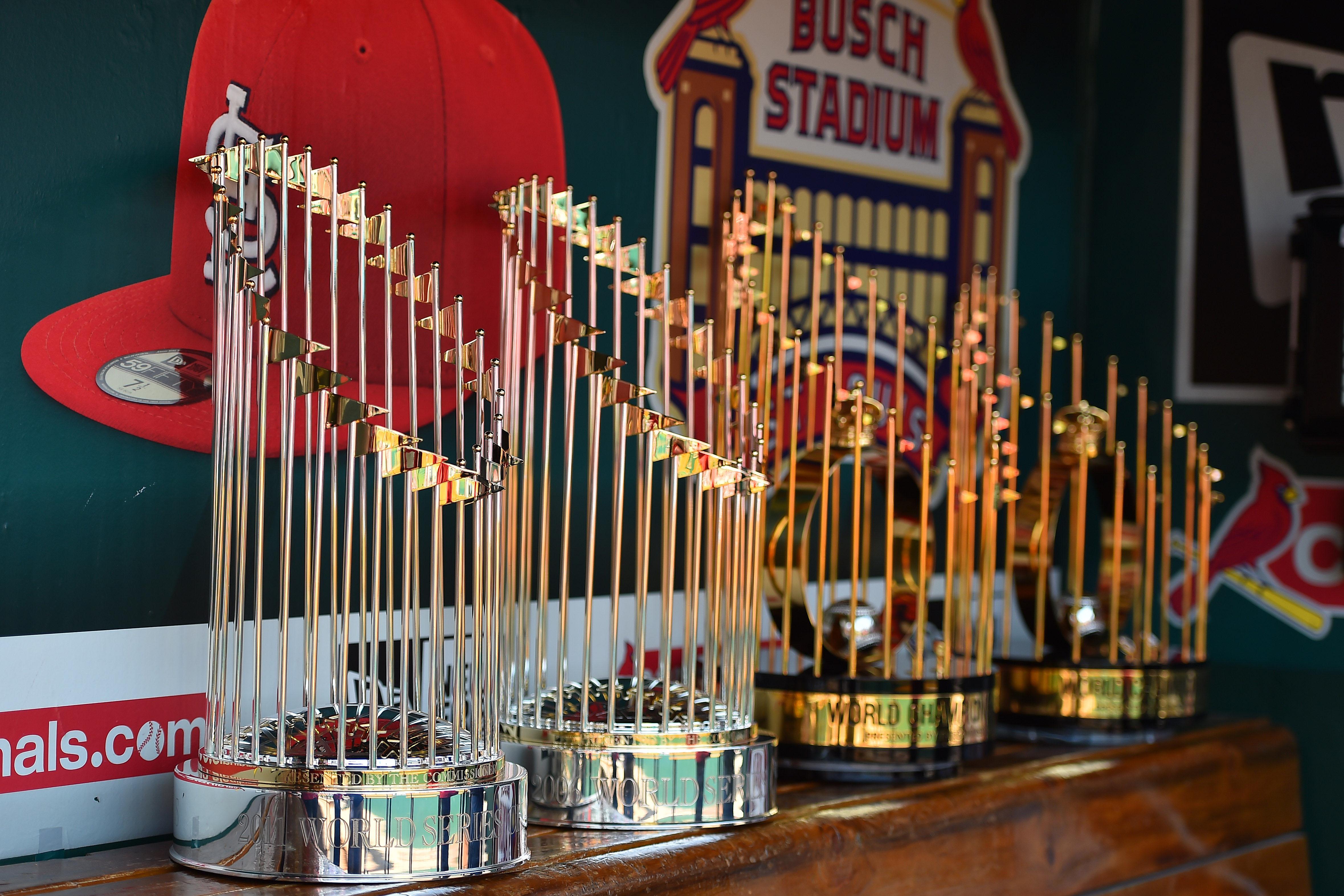 MLB:圣路易斯红雀州的密尔沃基酿酒商