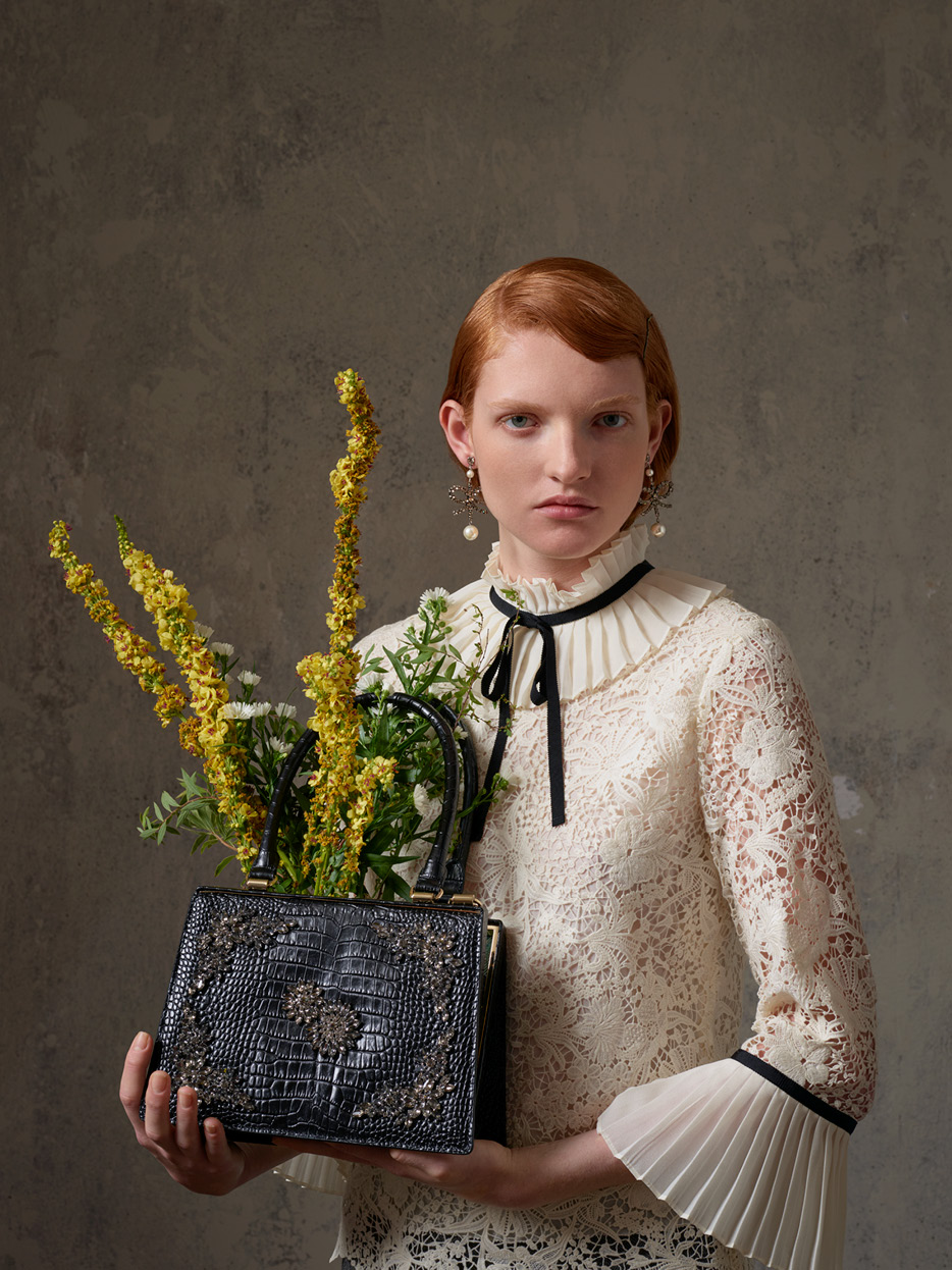 The H&M x Erdem Collection Is Available Now