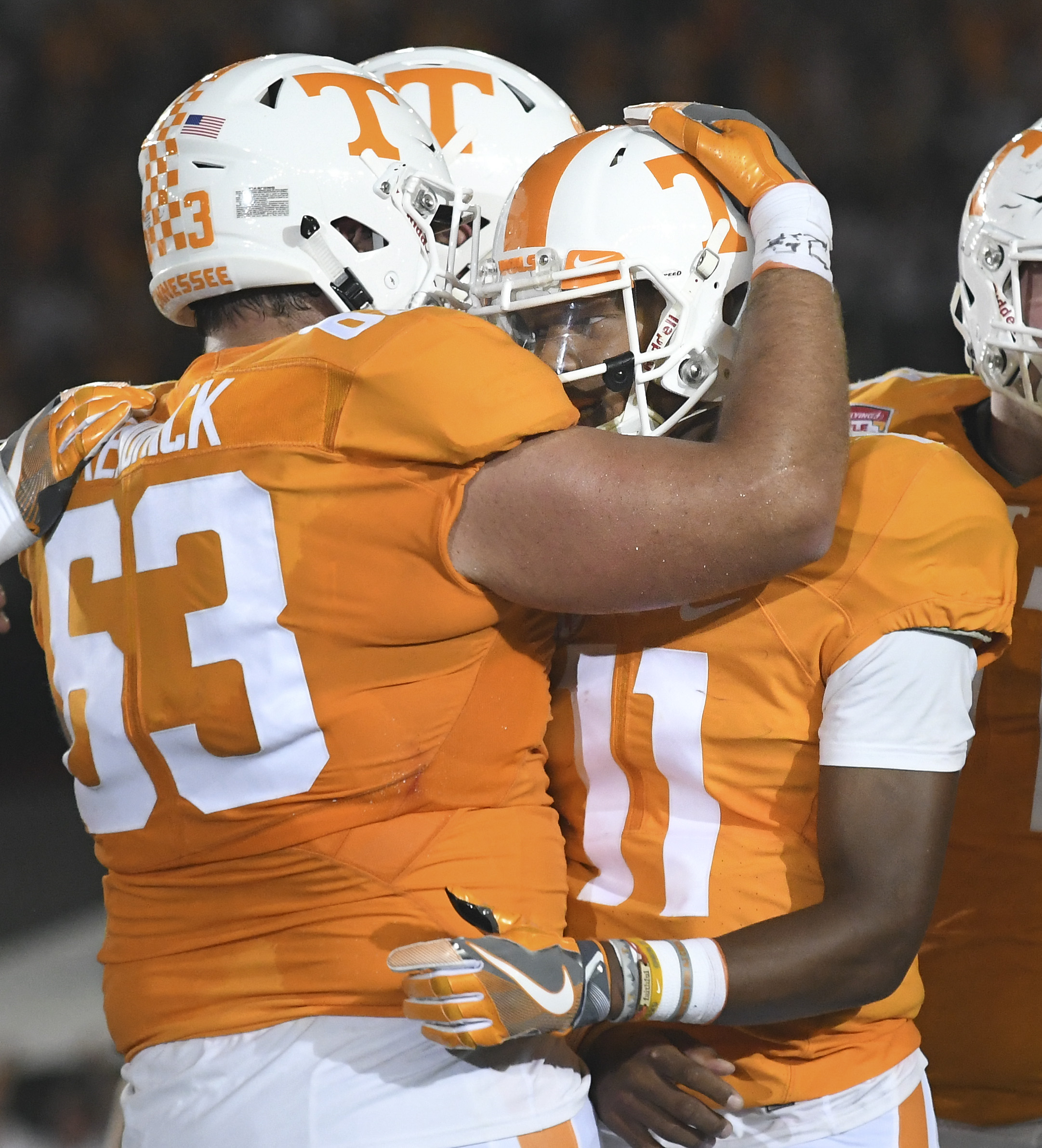 Butch Jones denies knowingly playing a lineman who had a concussion
