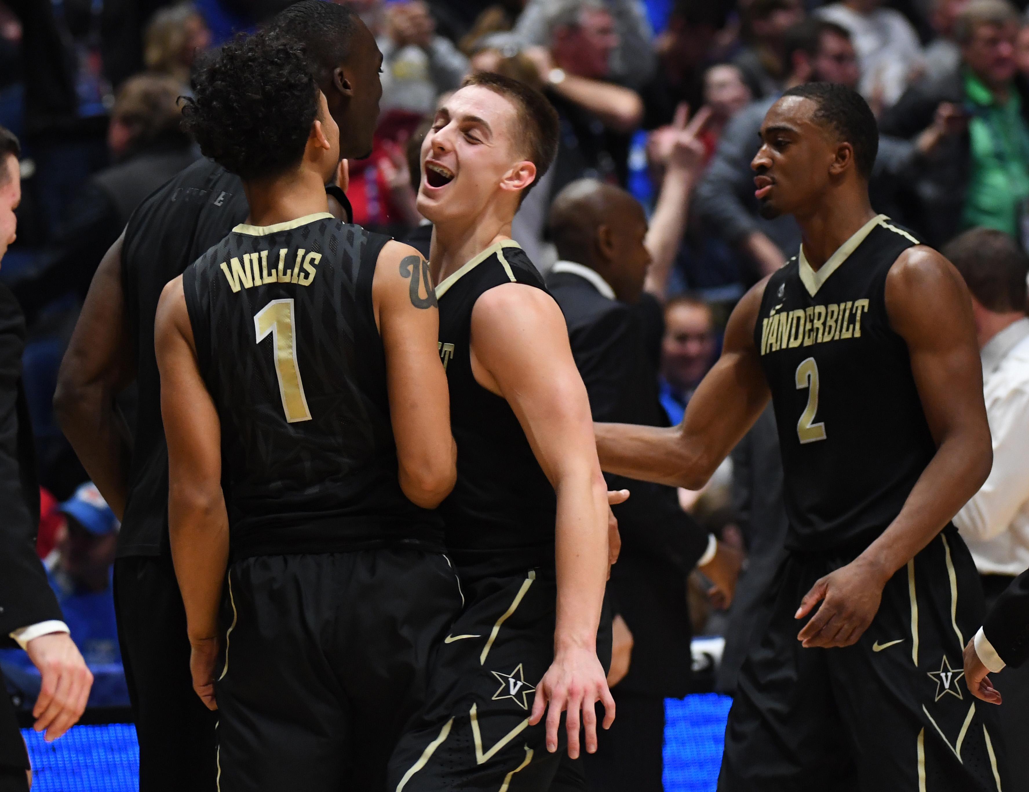NCAA Basketball: SEC Tournament-Florida vs Vanderbilt