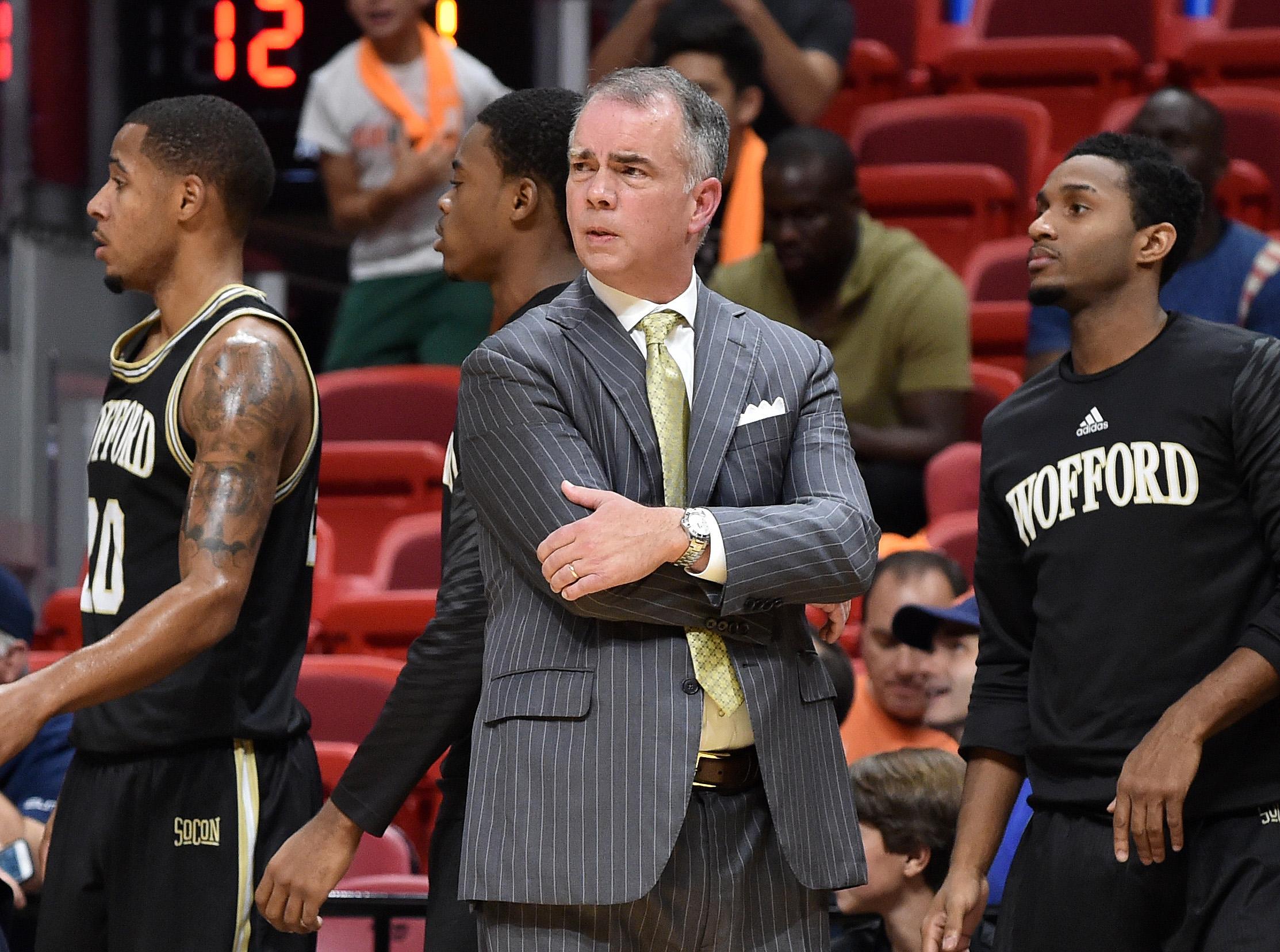 NCAA Basketball: Wofford vs Miami