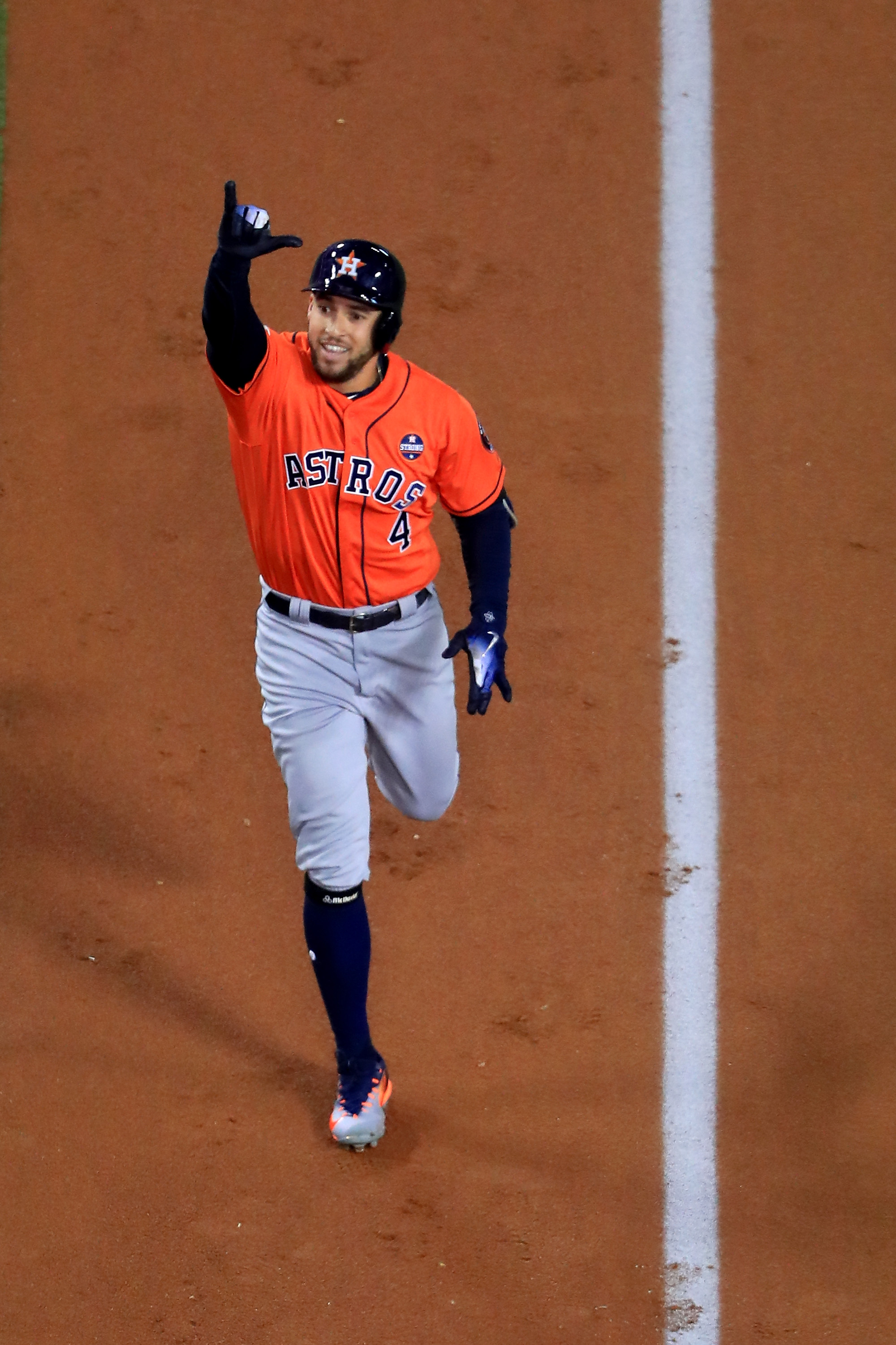 Astros win their first World Series with convincing 5-1 win over Dodgers in Game 7
