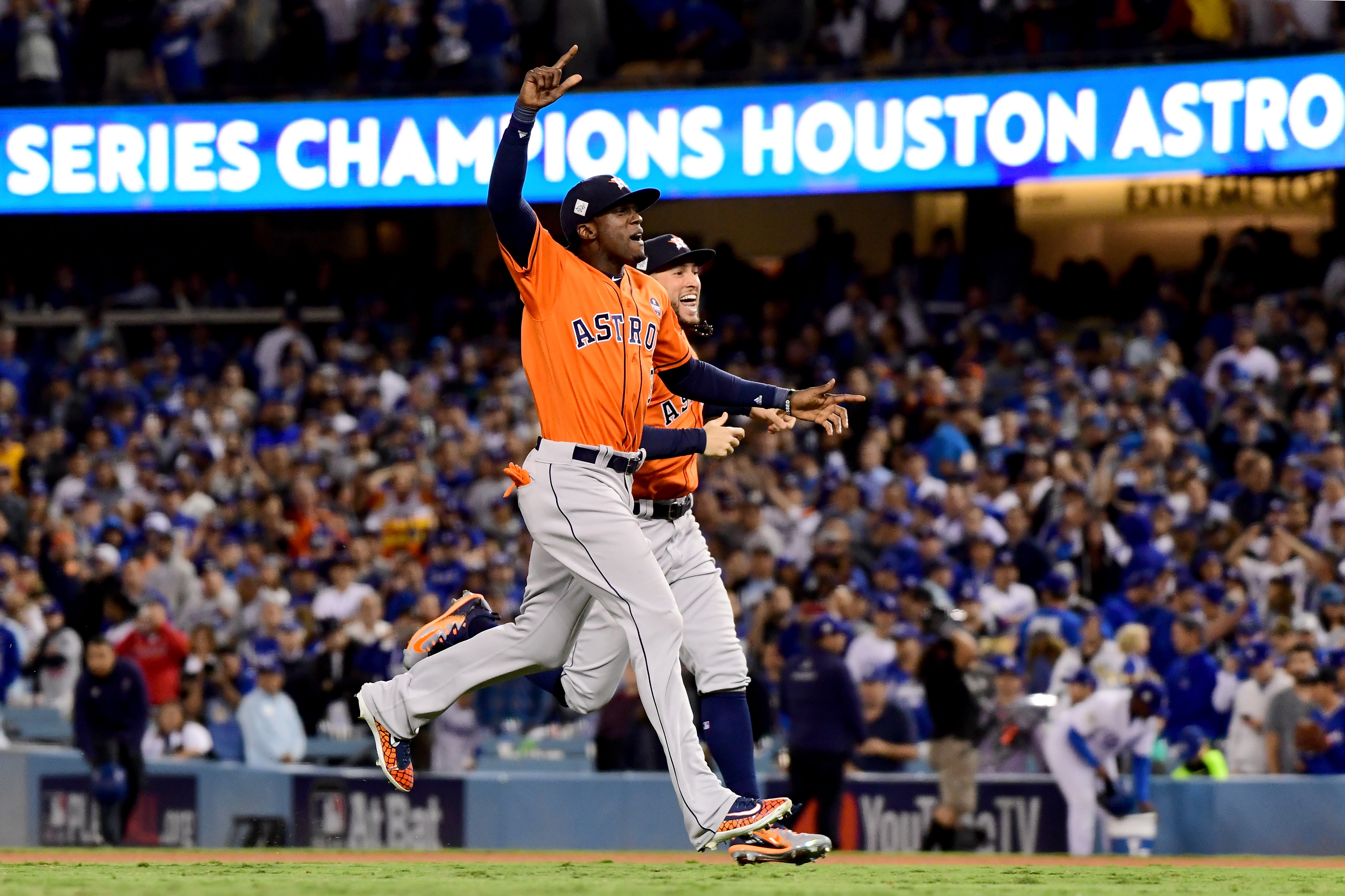 Houston Astros And Their Fans Score Tons Of Free Food After World Series Win