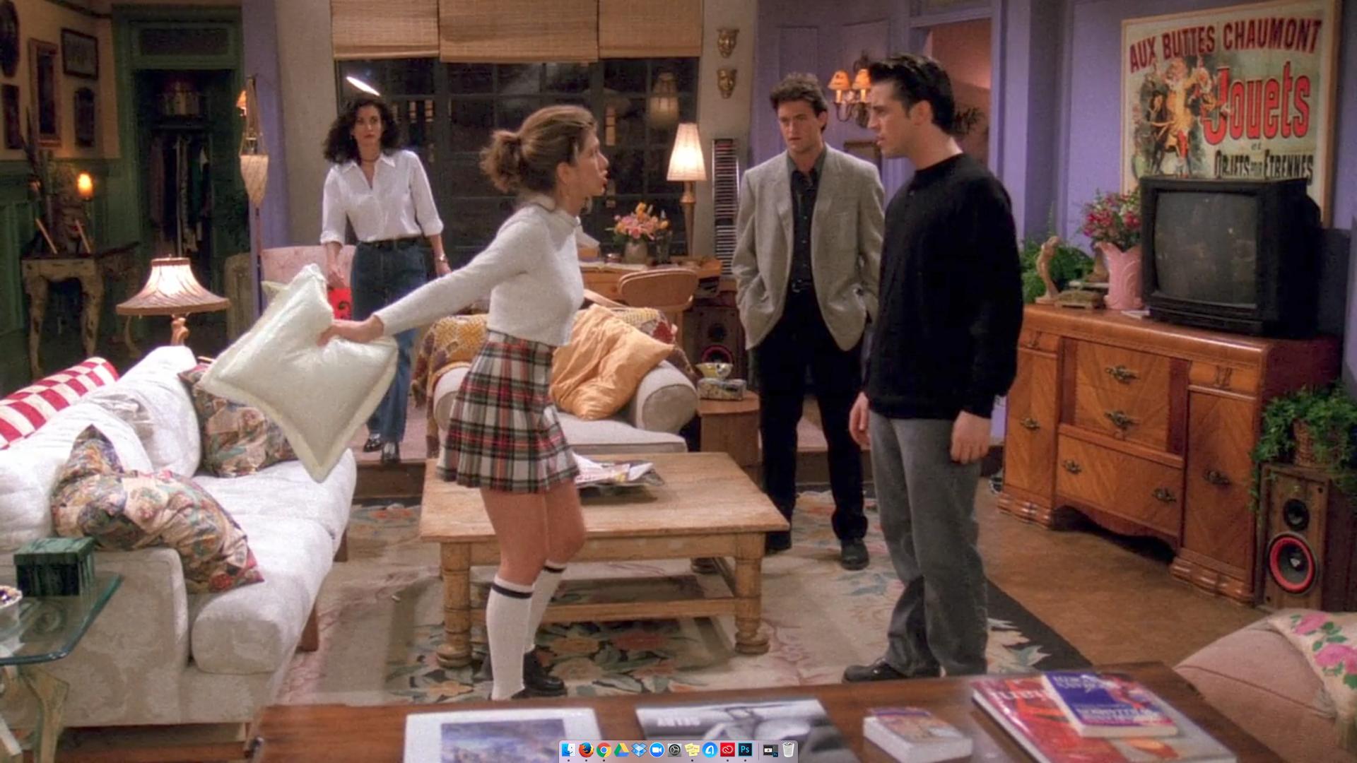 This Week I Wanna Dress Like: Rachel Green in Season 1 of 'Friends'