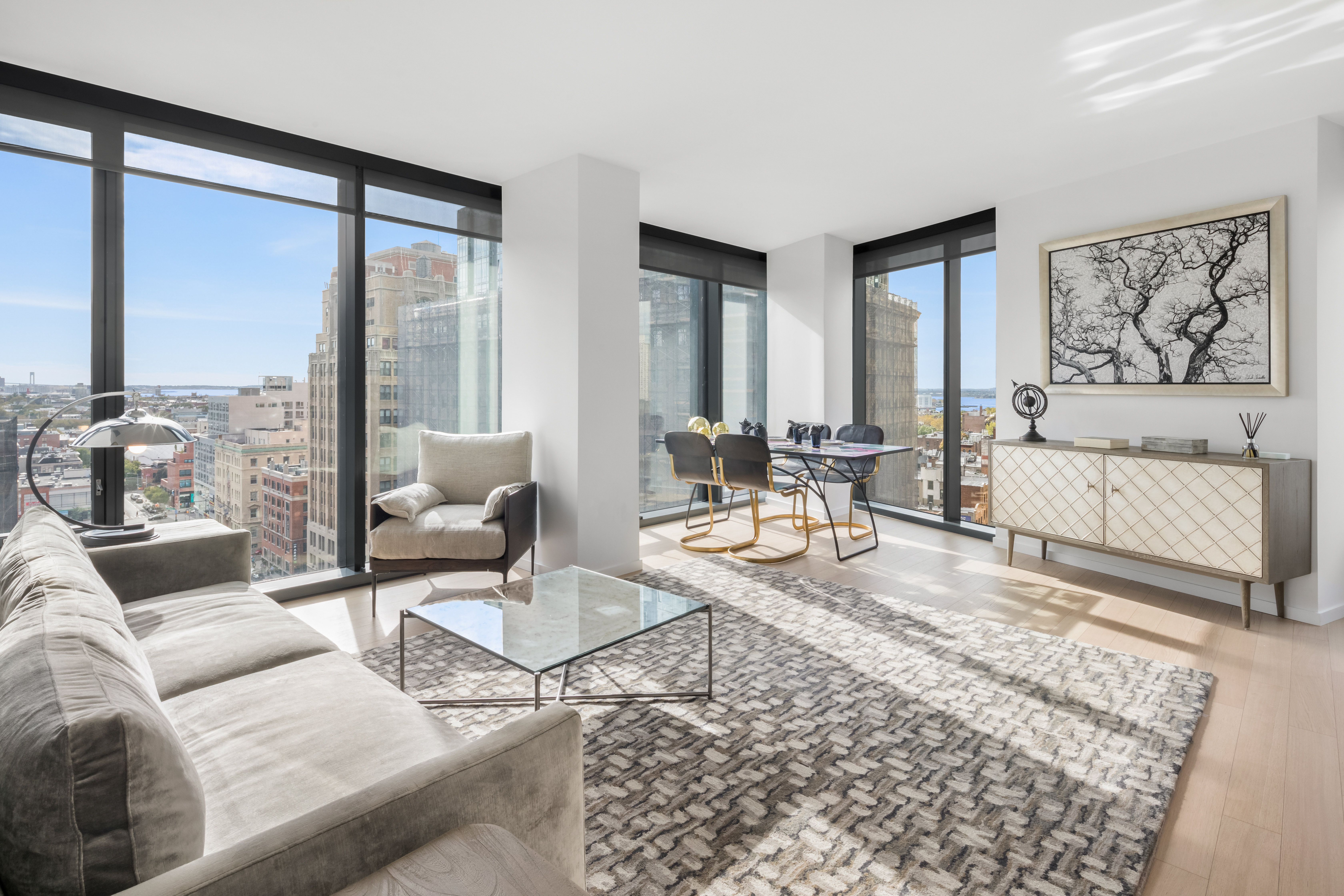 Amazing Get A Look Inside Downtown Brooklynu0027s New Luxury Rental, The Lane