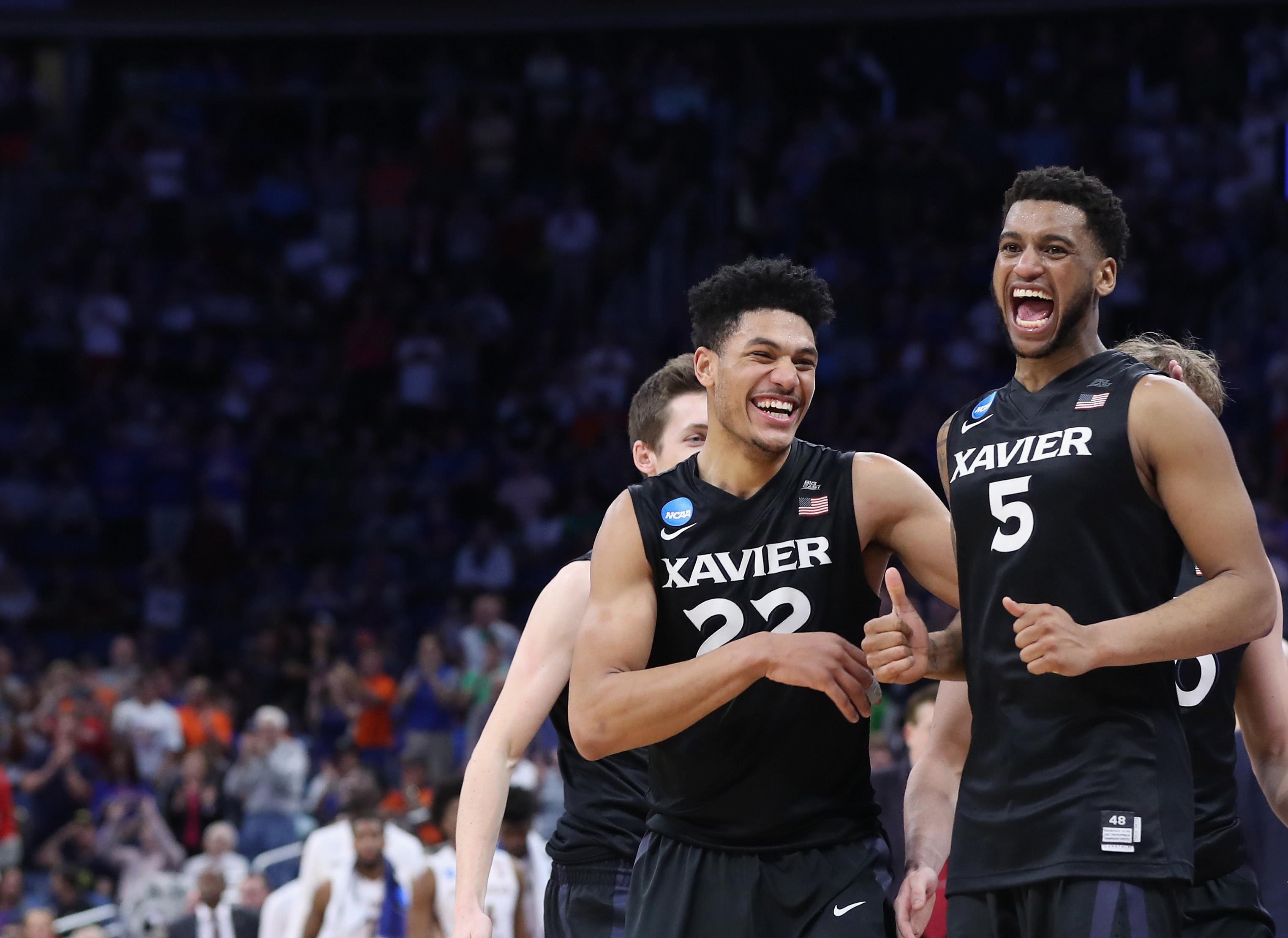 NCAA Basketball Tournament - Second Round - Xavier v Florida State