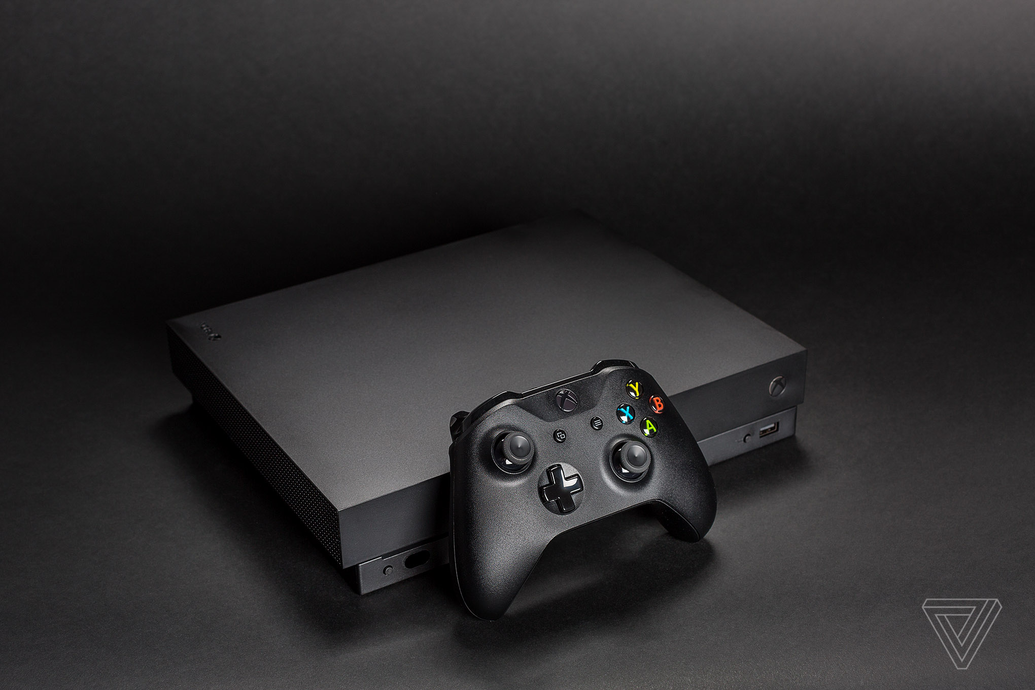 b2e956173b8 Xbox One X review - The Verge