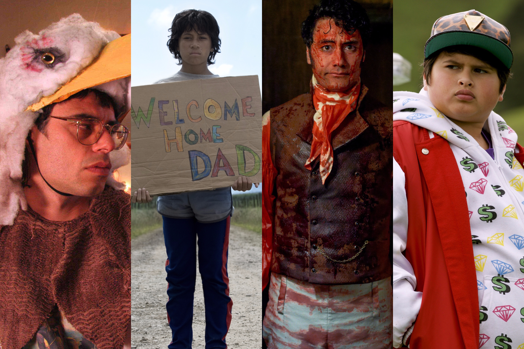 Eagle vs Shark, Boy, What We Do in the Shadows, and Hunt for the Wilderpeople