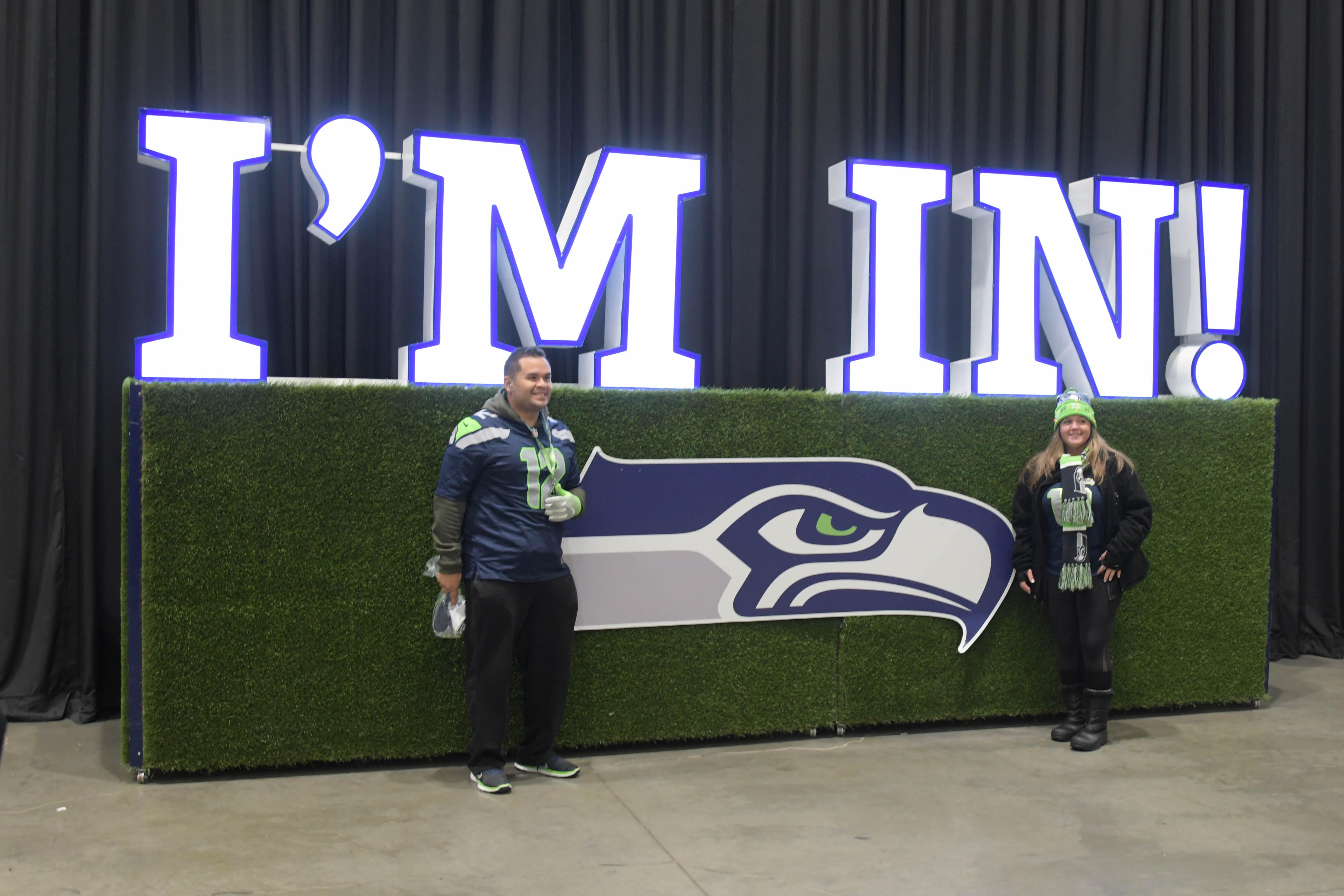 NFL: Washington Redskins at Seattle Seahawks