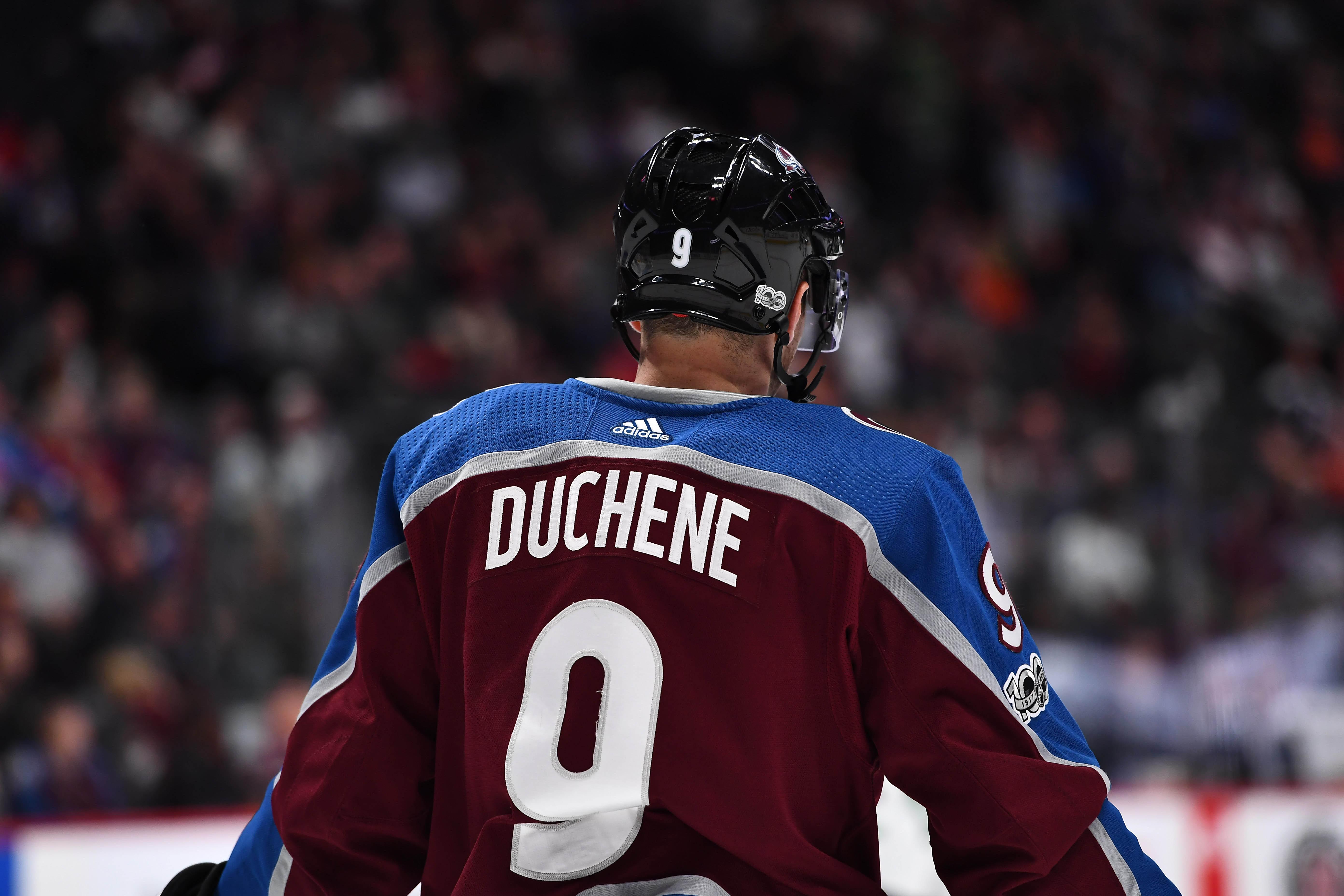 NHL: Dallas Stars at Colorado Avalanche