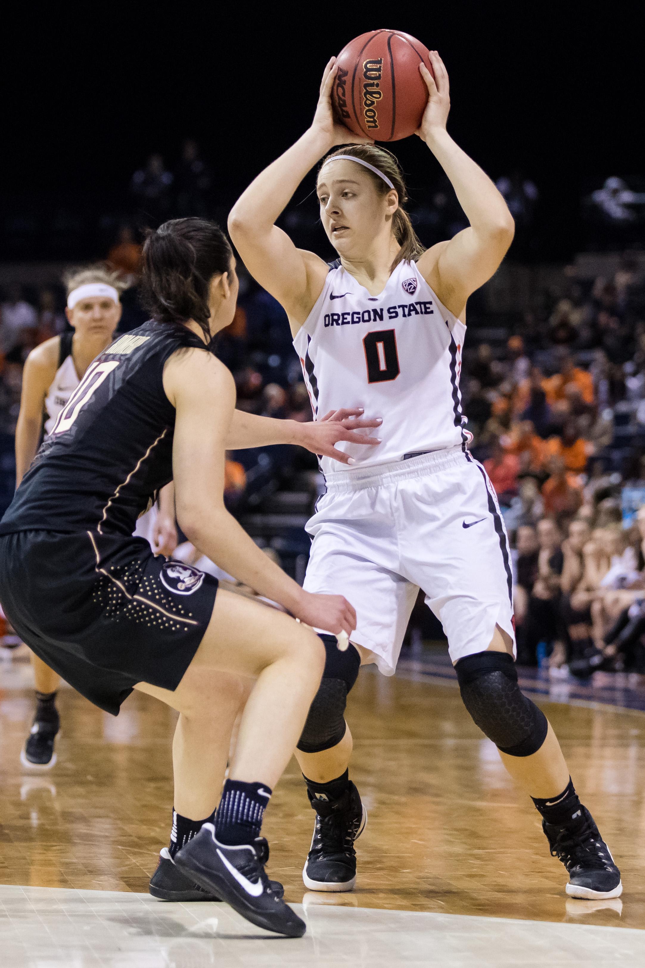 Women's Basketball Wins Exhibition Over Concordia