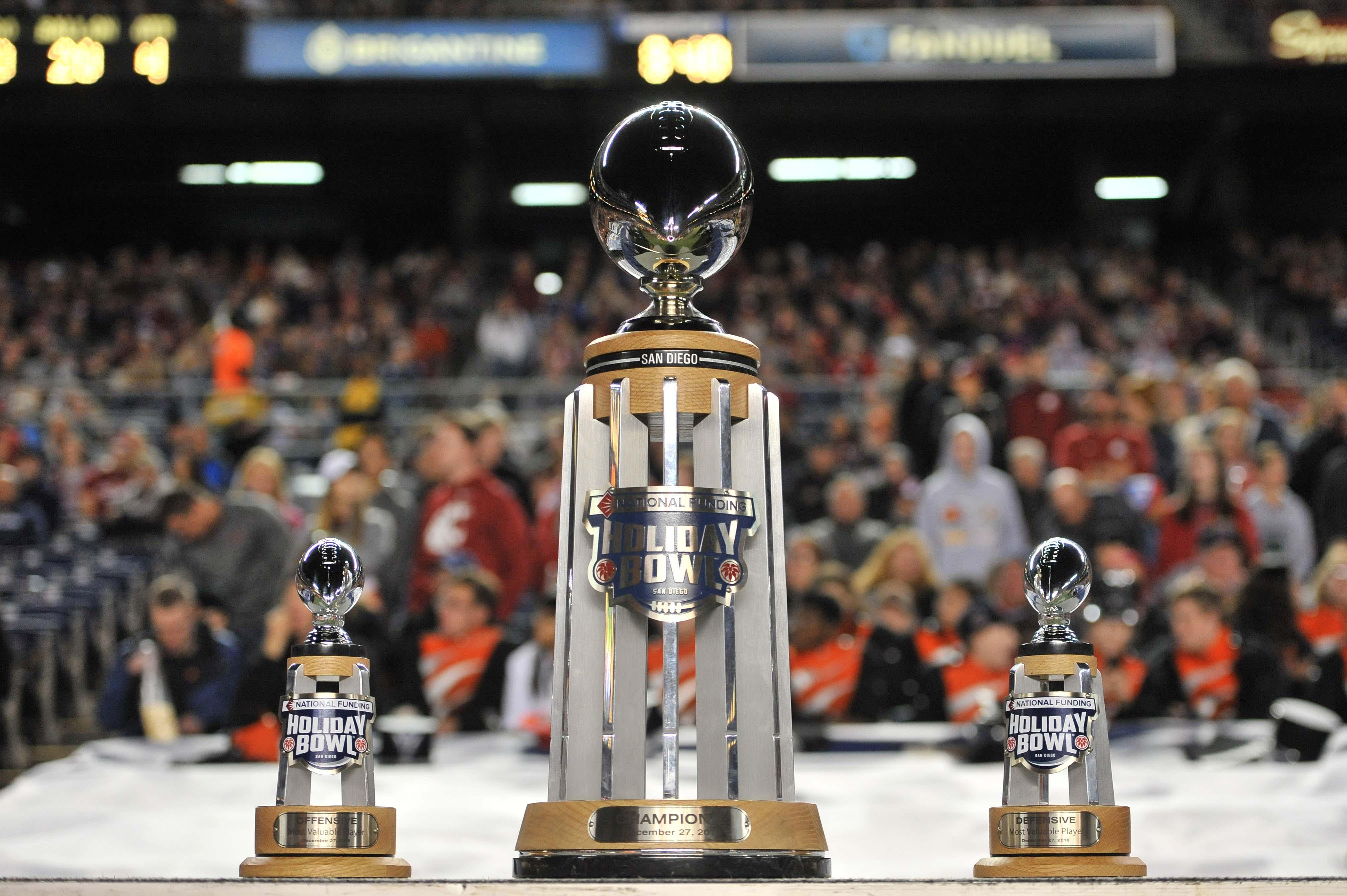 NCAA Football: Holiday Bowl-Minnesota vs Washington State