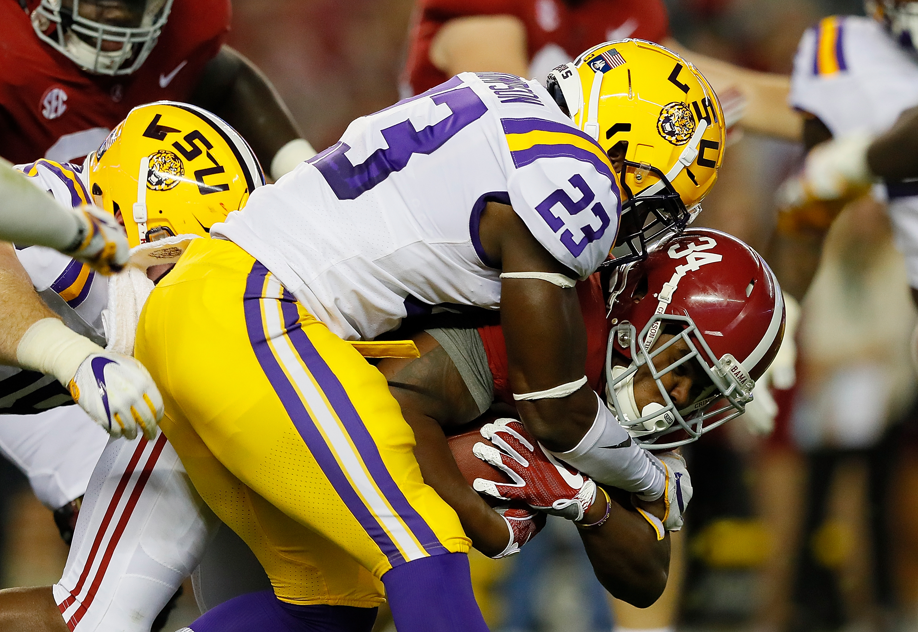 Find LSU vs Alabama football tickets available for 11318 at LSU Tiger Stadium